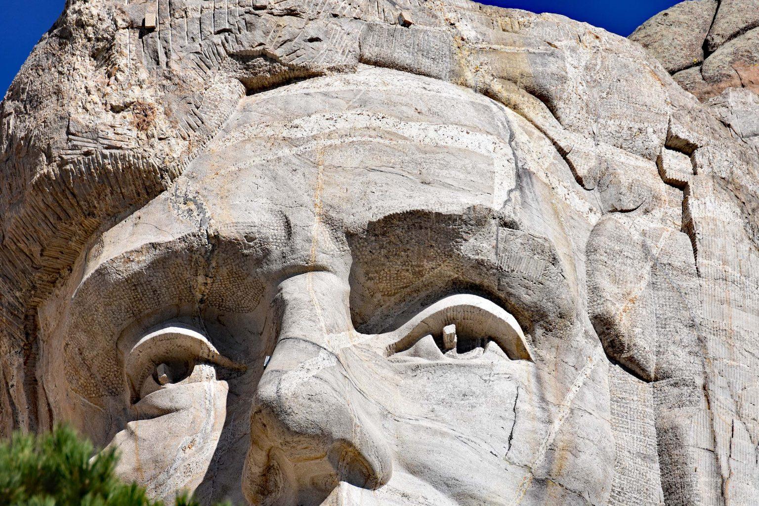Lincoln in Nahaufnahme