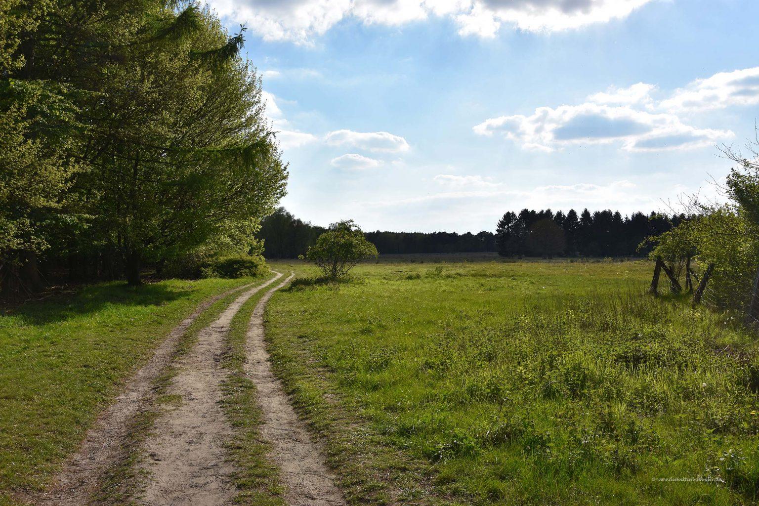 Naturschutzgebiet Hühnerkamp
