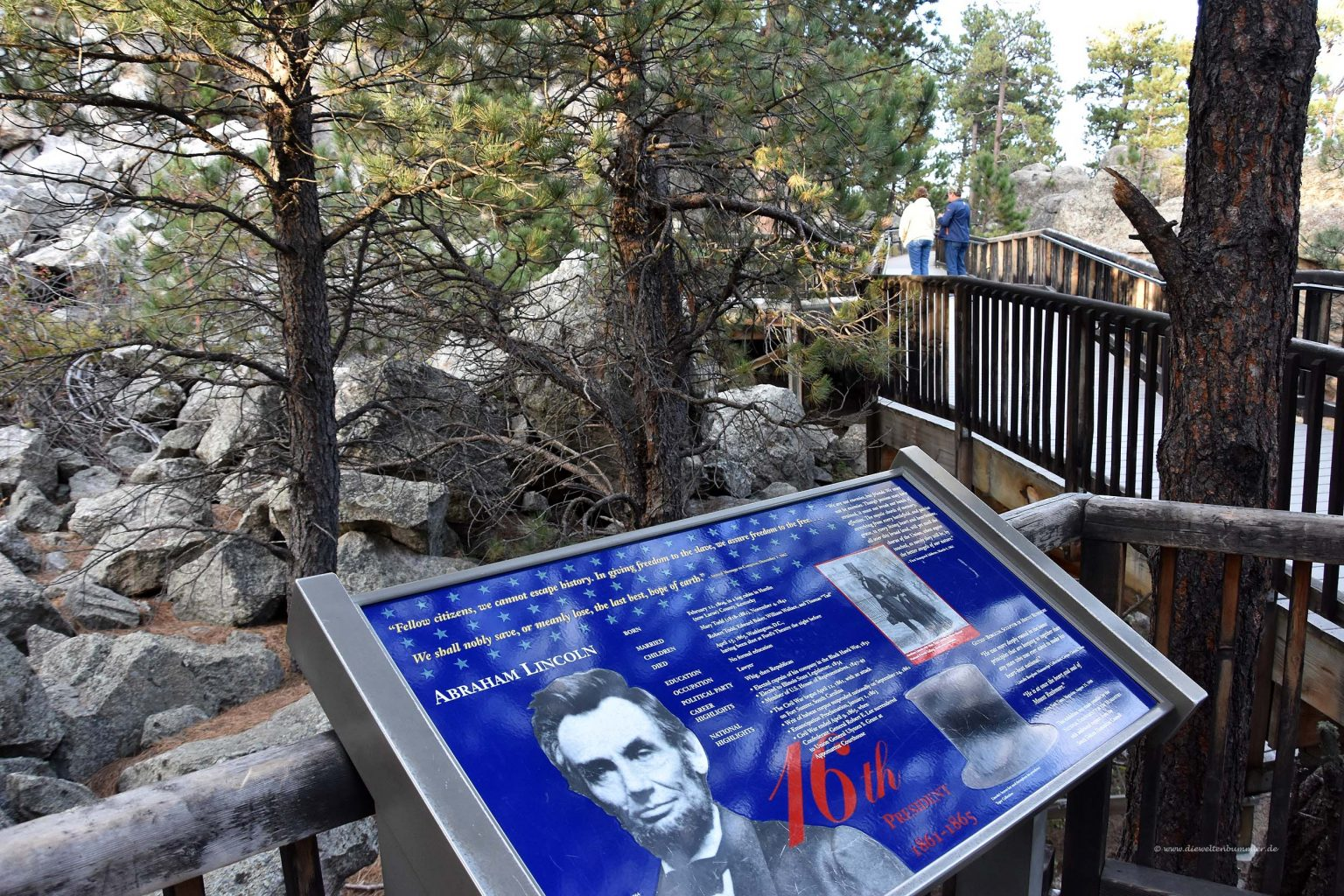 President Trail