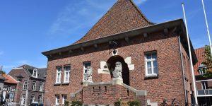 Rathaus von Arcen