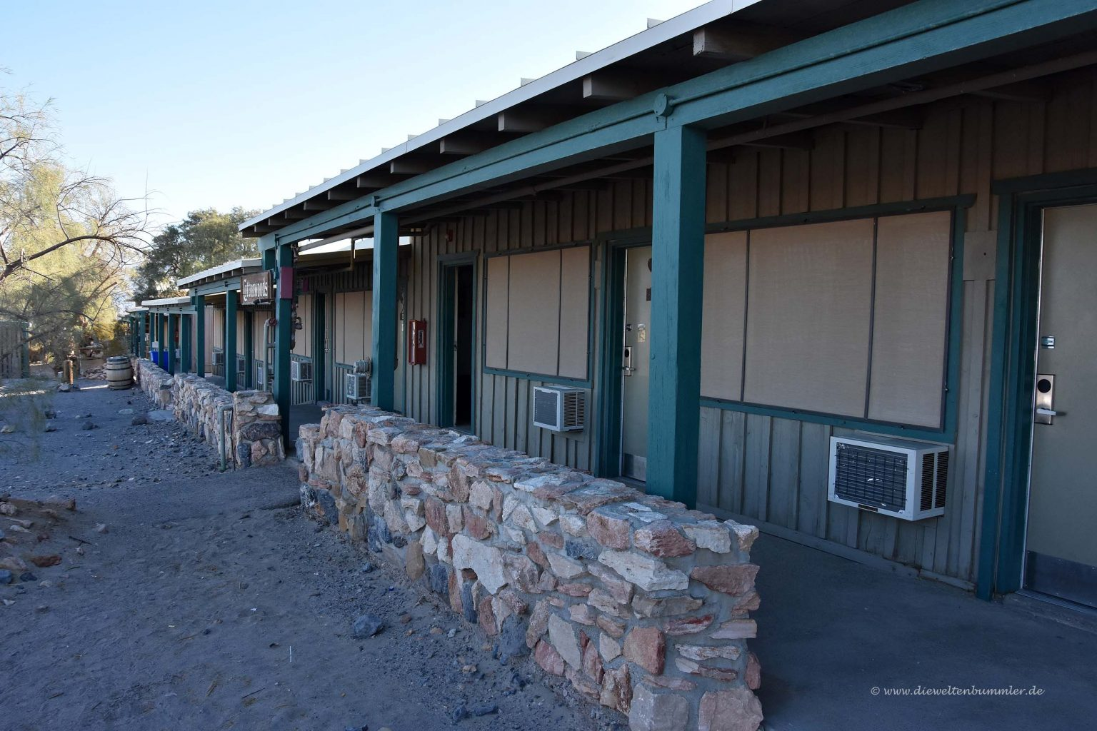 Stovepipe Wells Motel im Death Valley