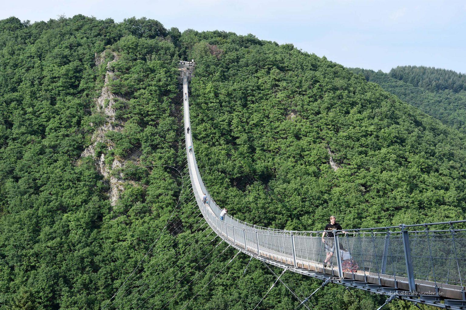 Brücke Geierlay im Hunsrück