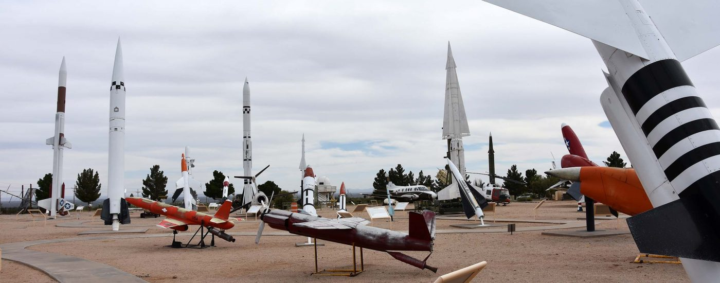 Raketen über Raketen