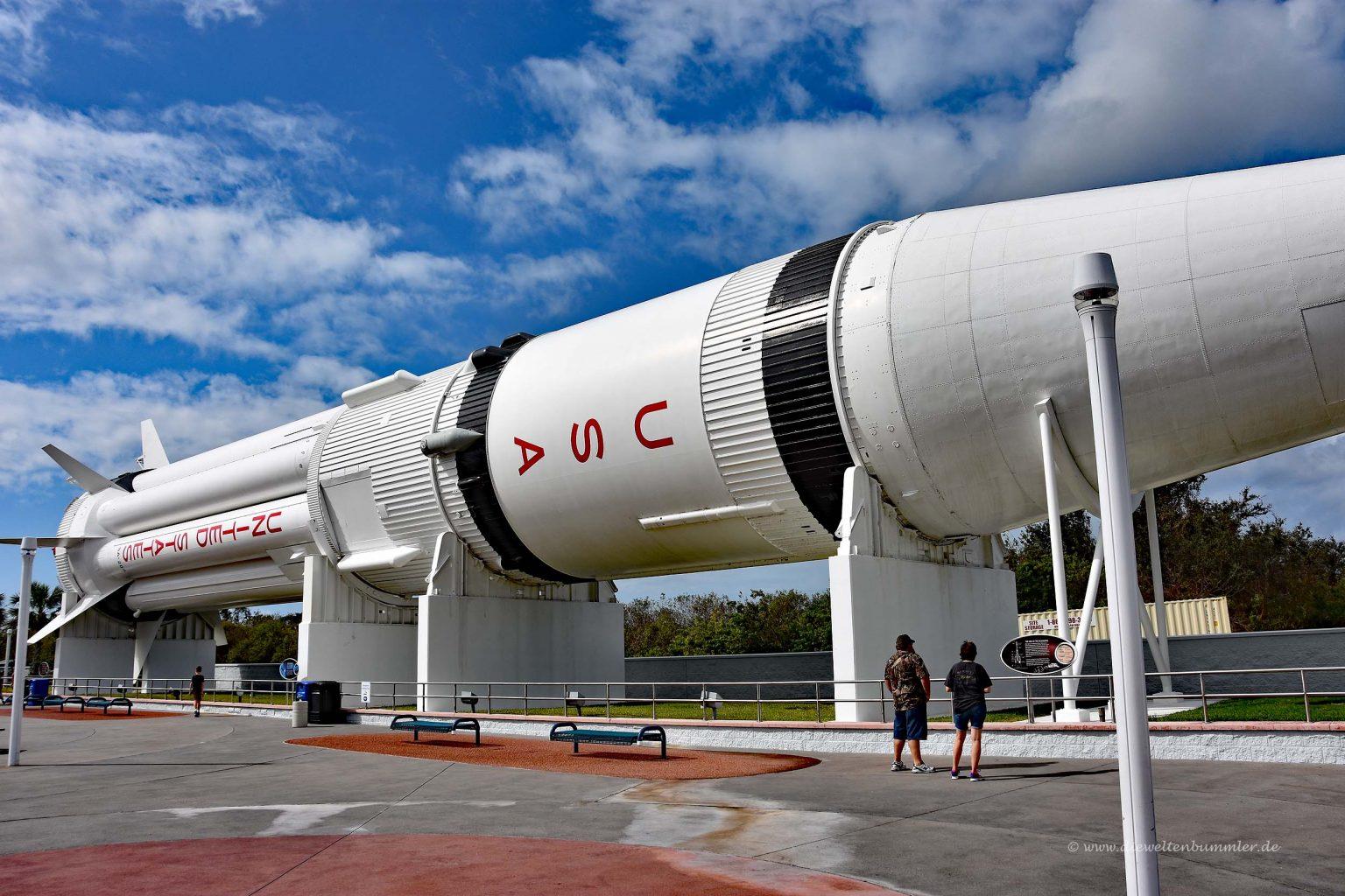 Saturn Ib-Rakete