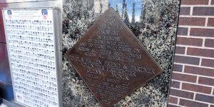 Erinnerung an 343 verstorbene Feuerwehrmänner