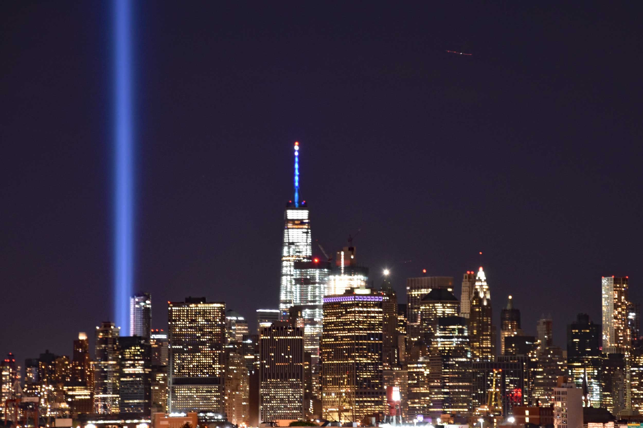 Tribute of Lights