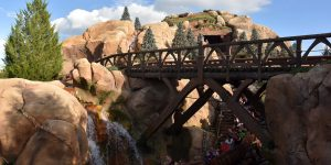 Big Thunder Mountain-Achterbahn