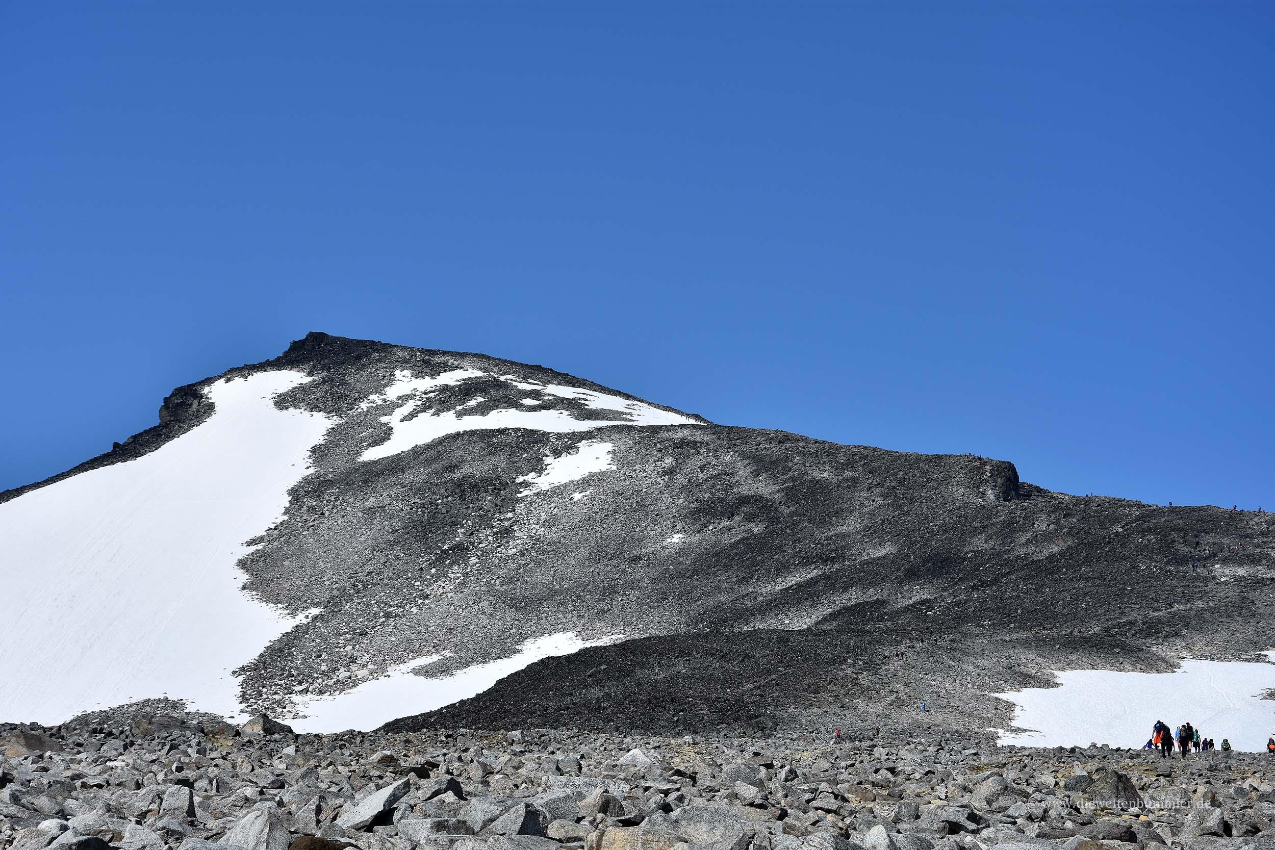 Der Weg zur Svellnose
