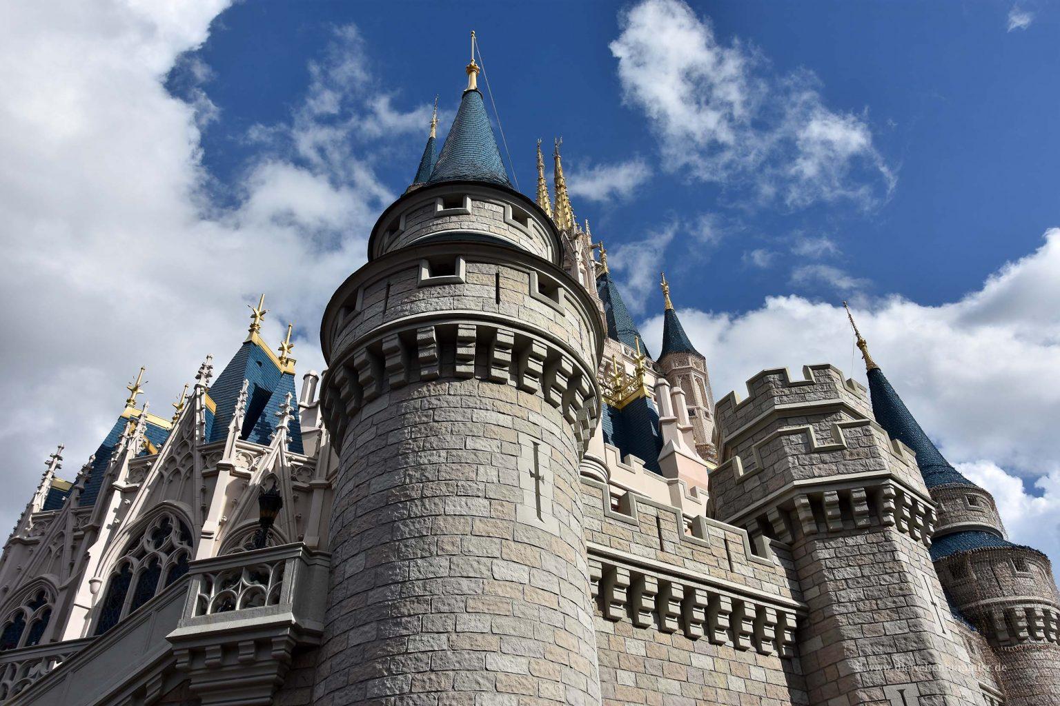 Schloss aus anderer Perspektive
