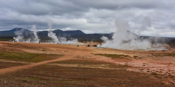 Geothermalfeld Hverarönd