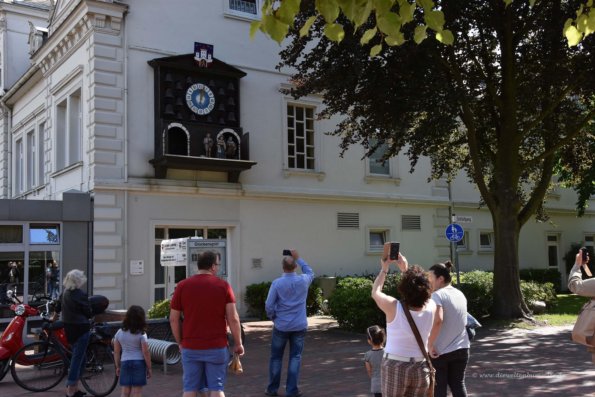 Glockenspiel in Jever