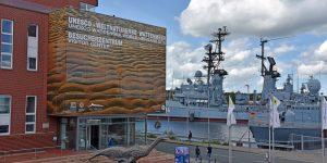 Besucherzentrum und Marinemuseum