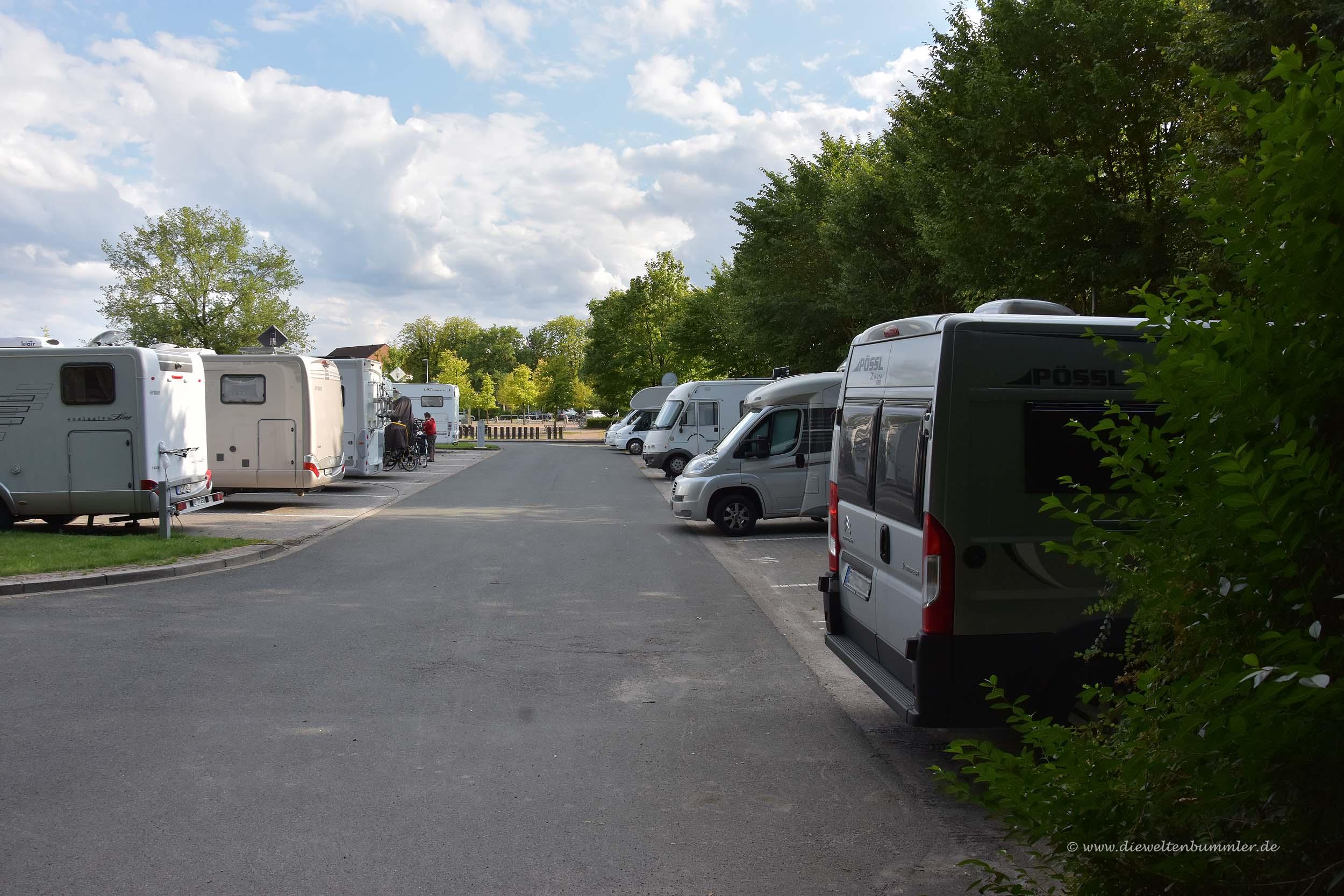 Stellplatz in Bad Zwischenahn