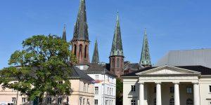 Zentrum von Oldenburg