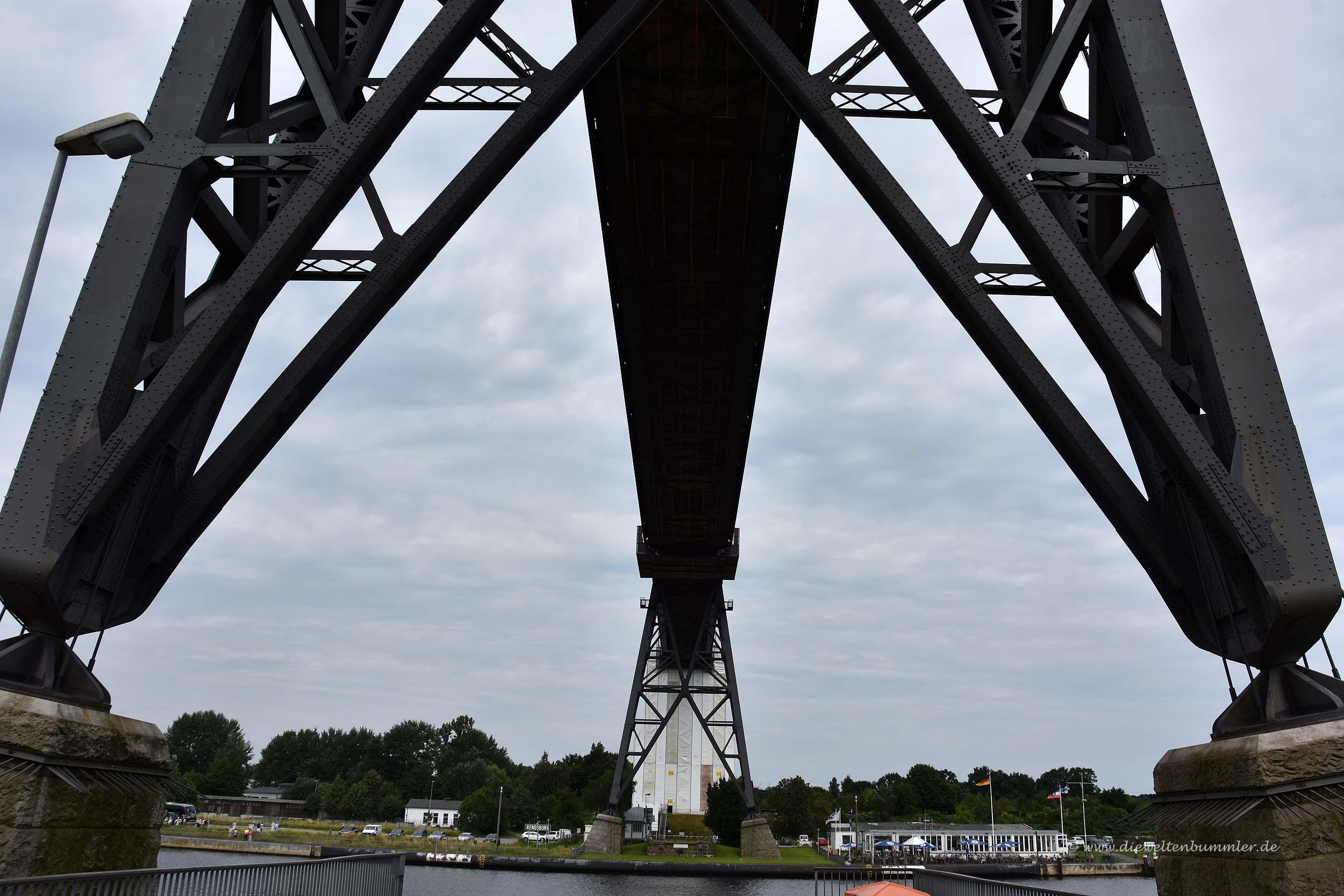 Brücke in Rendsburg