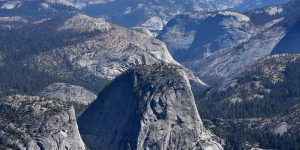 Kulisse des Yosemite-Nationalpark