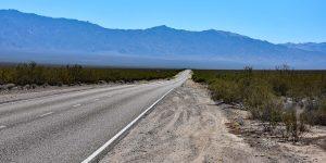 Eindrücke von der Mojave-Wüste im Westen der USA