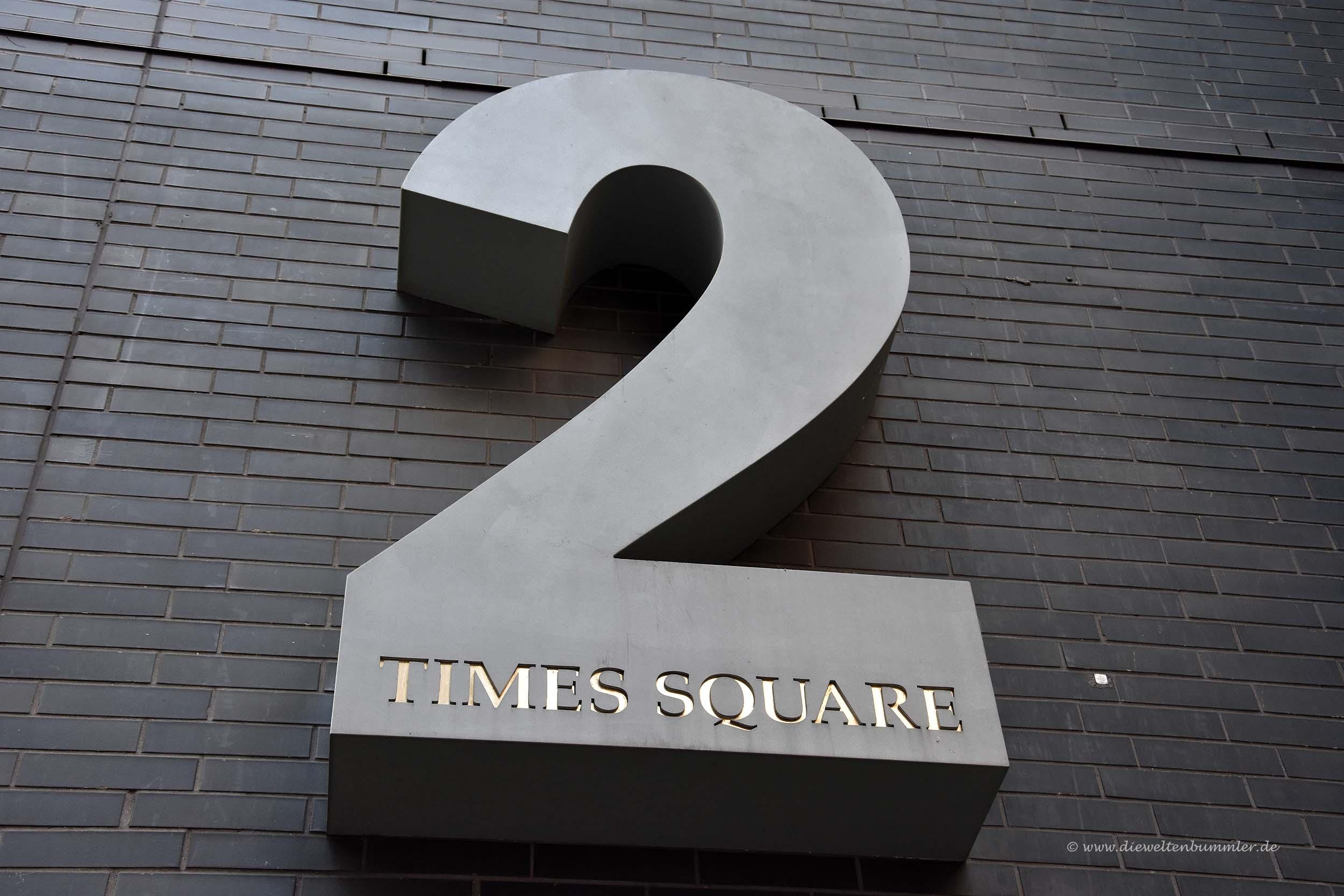 Times Square No 2