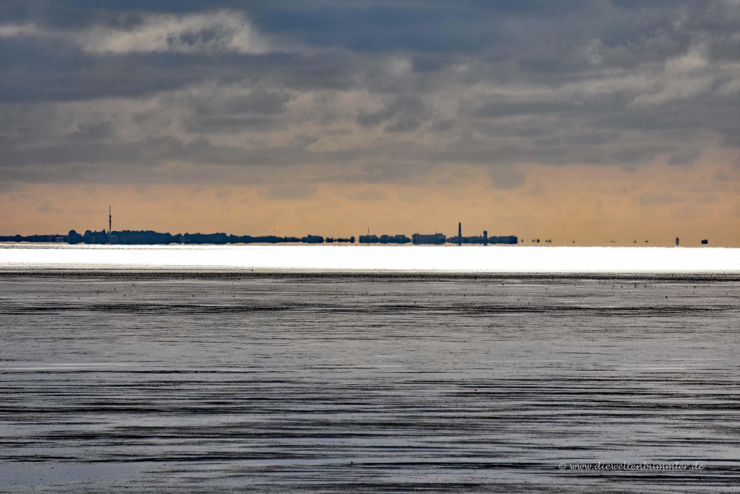 Nordsee bei Watt