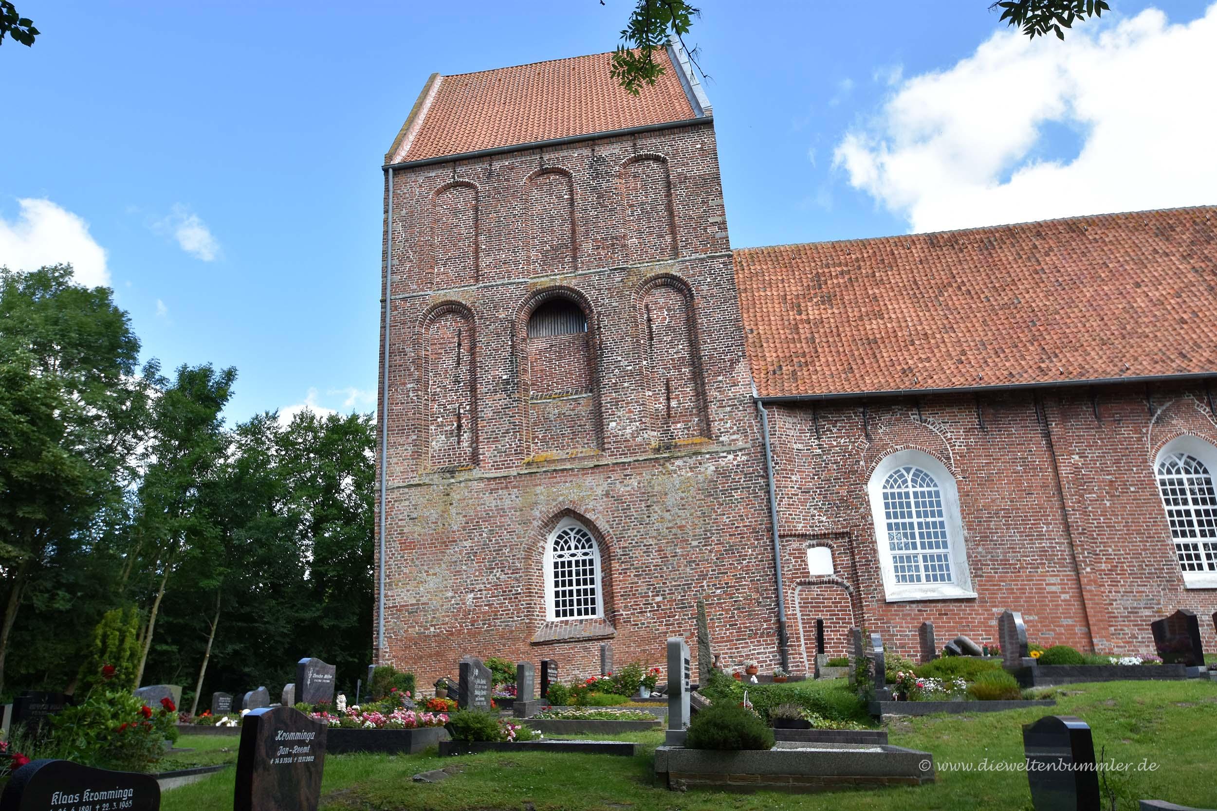 Schiefe Kirche von Suurhusen