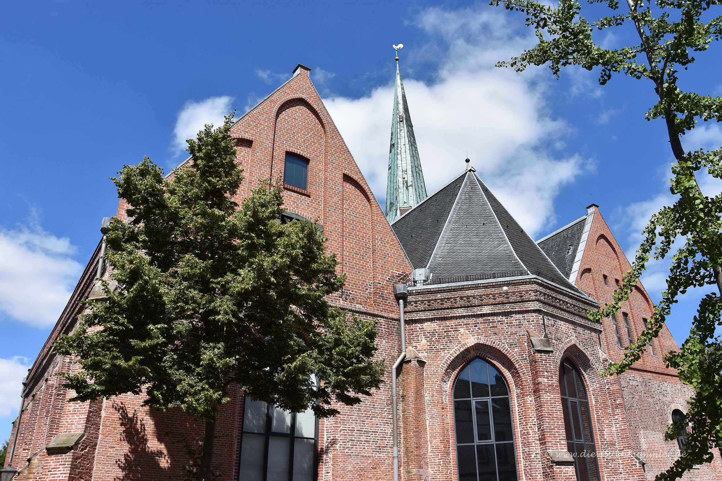 Ehemalige Kirche in Emden