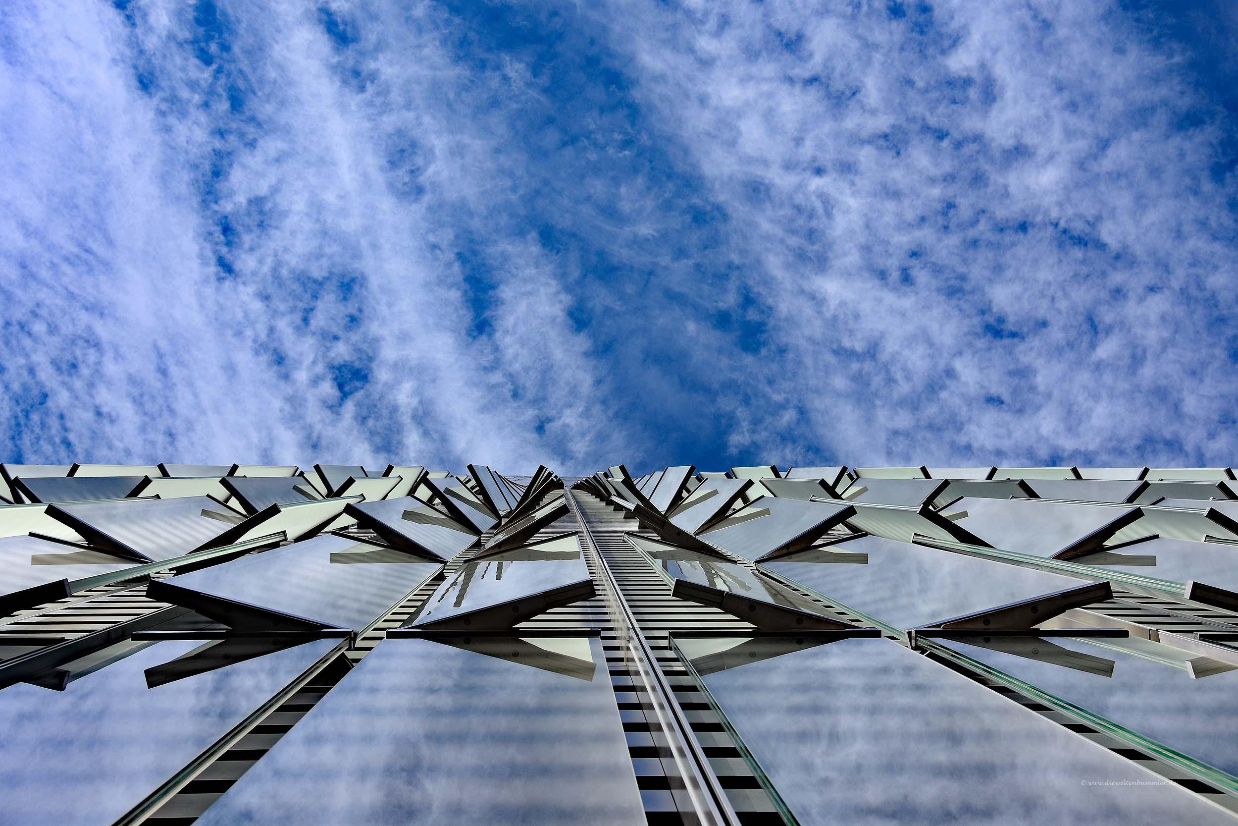Fenster am One World Trade Center