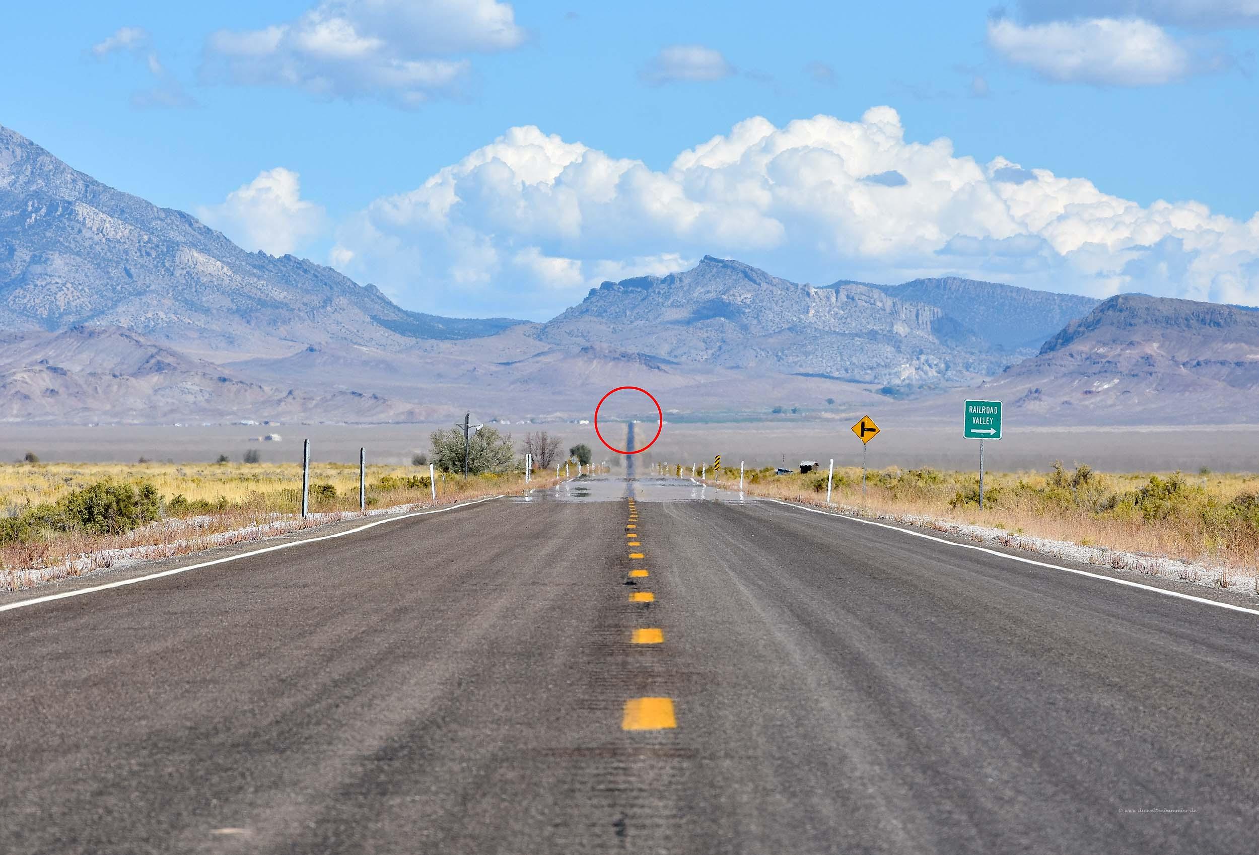 Unterwegs auf dem ET-Highway