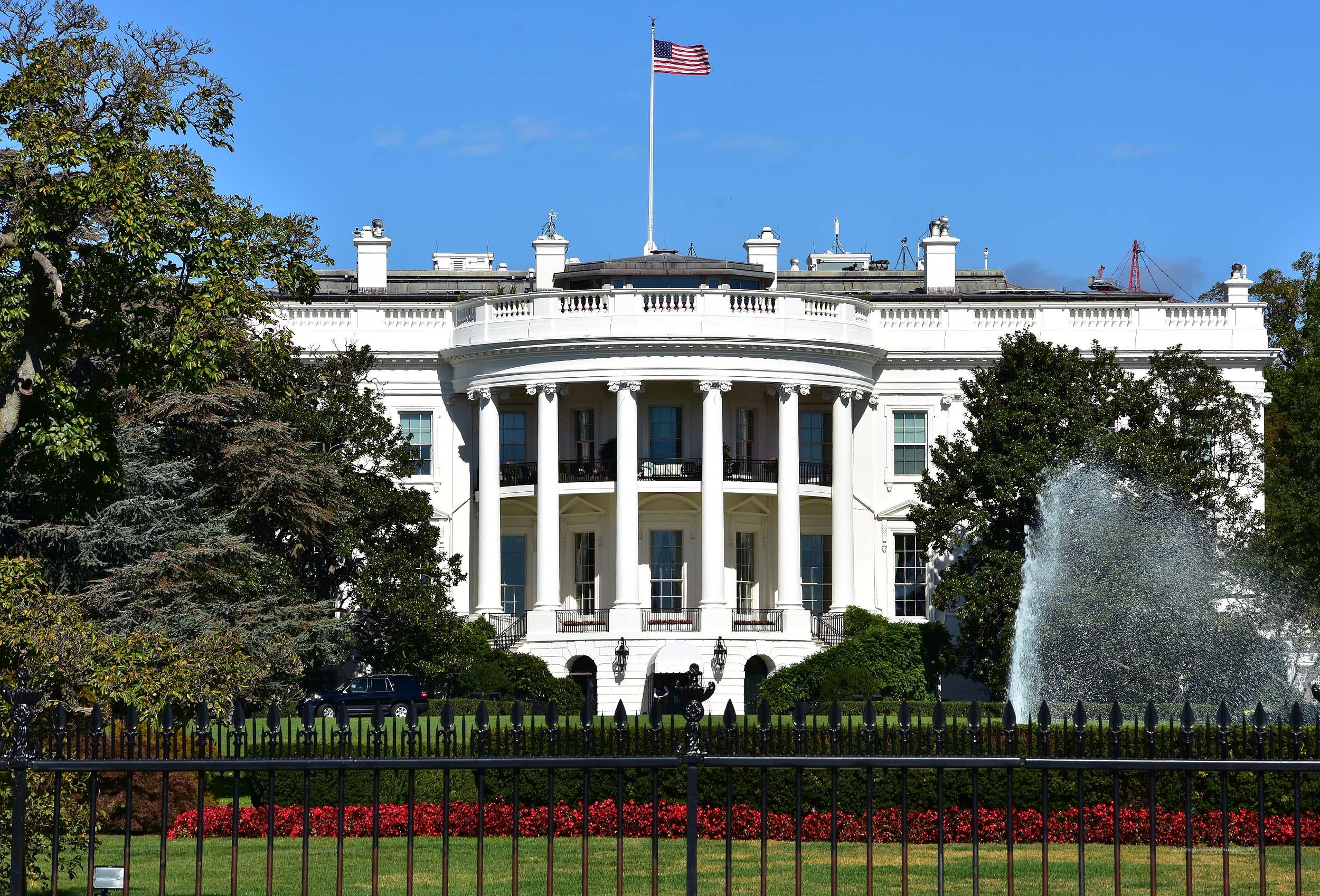 Weißes Haus Amerika