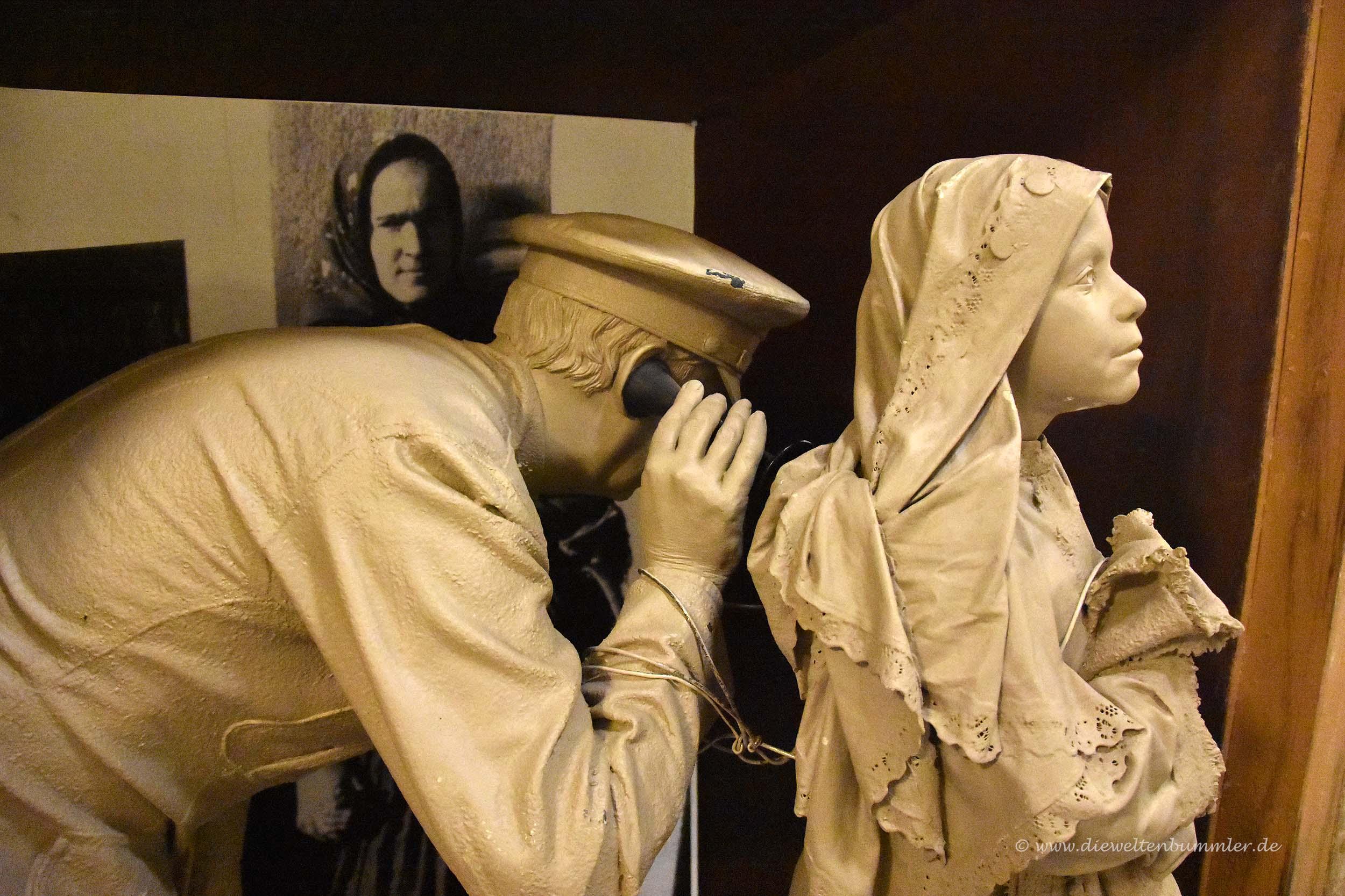 Ausstellung im Museum