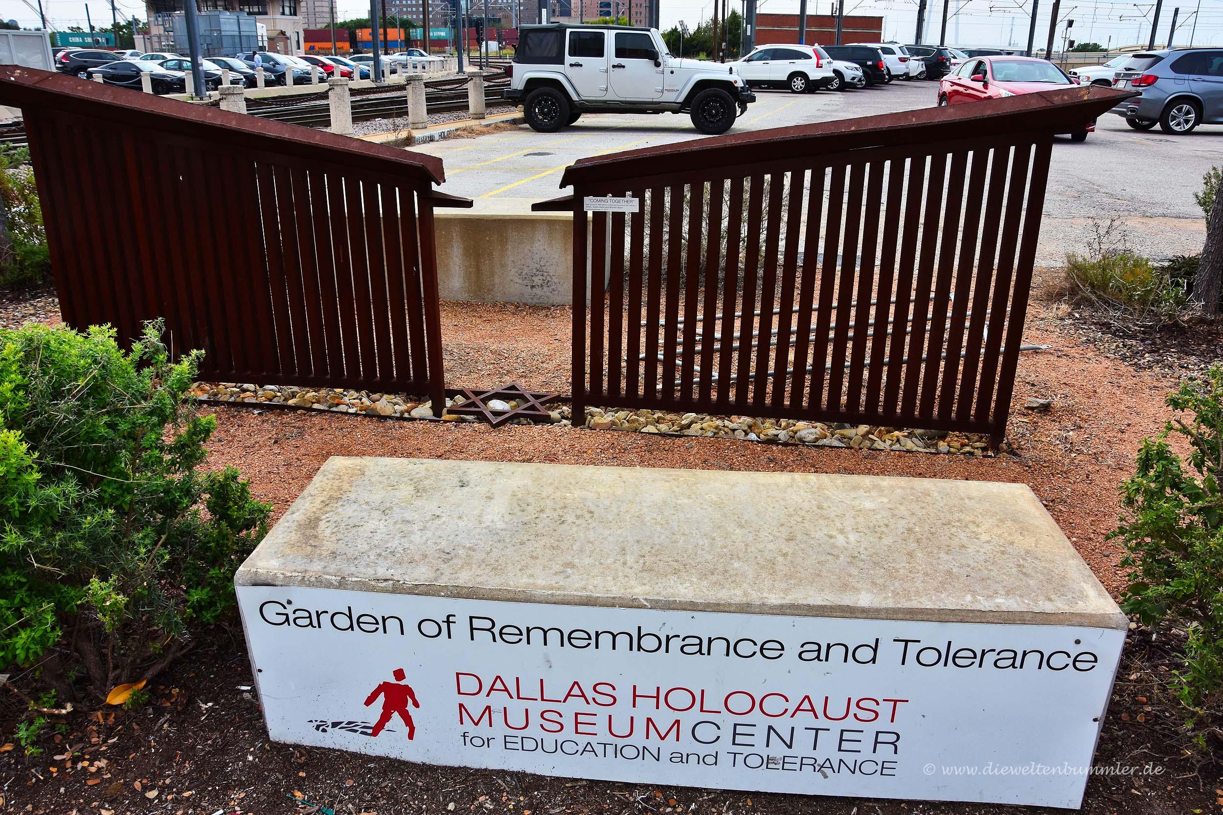 Holocaust-Mahnmal in Dallas