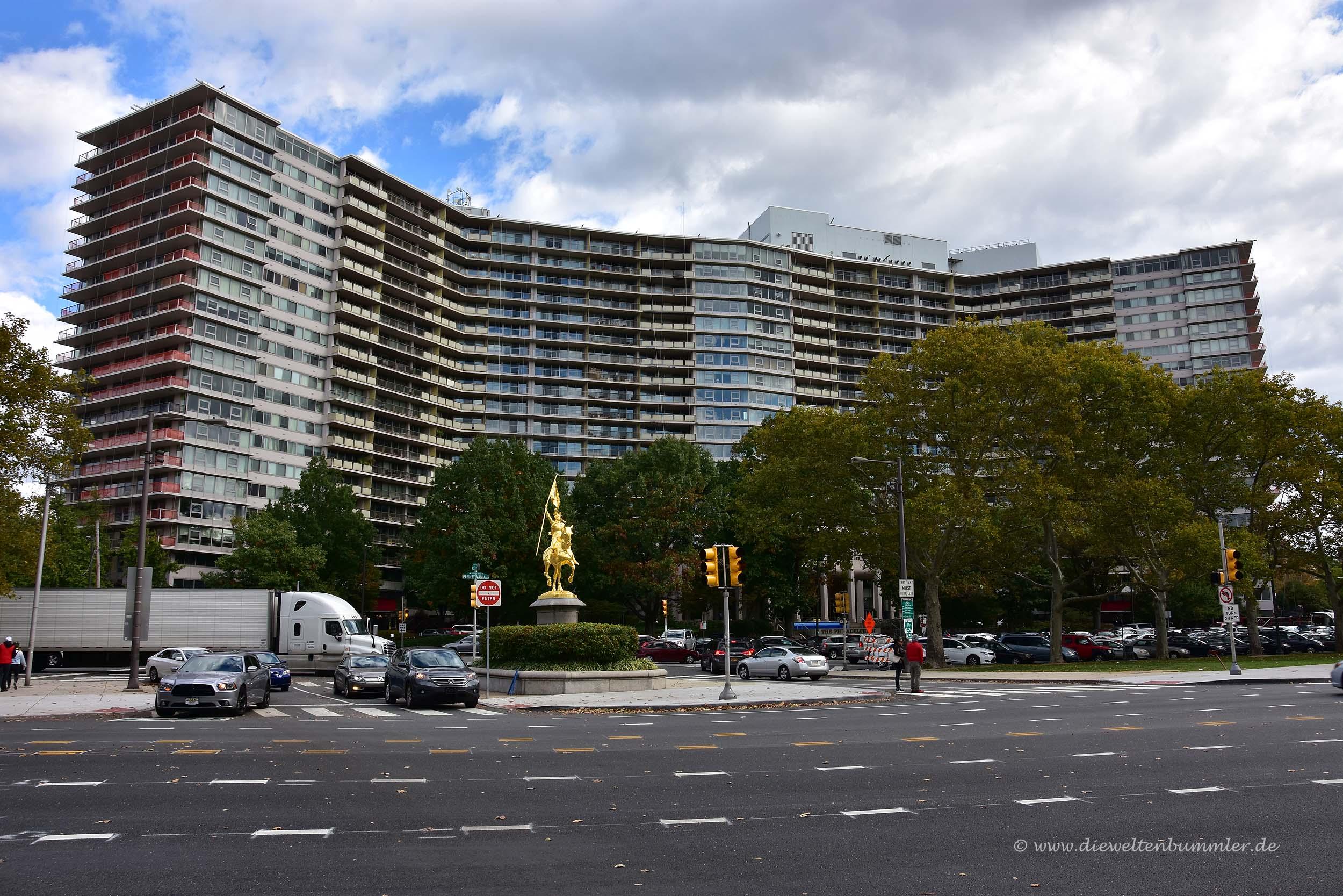 Wohnblock in Philadelphia