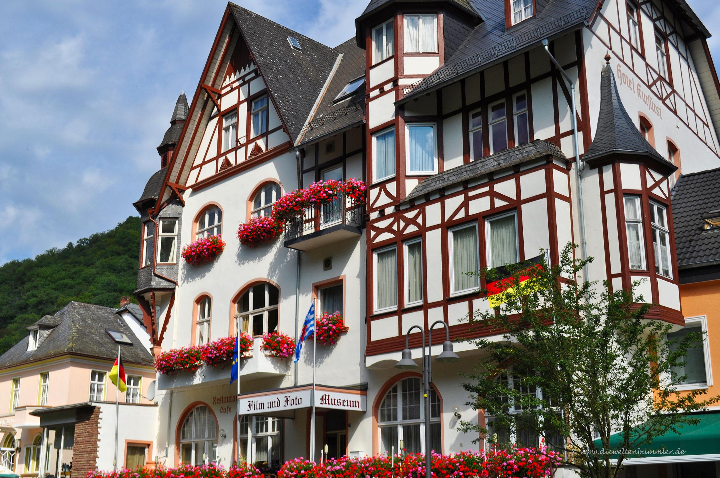 Das Film- und Fotomuseum in Bad Bertrich