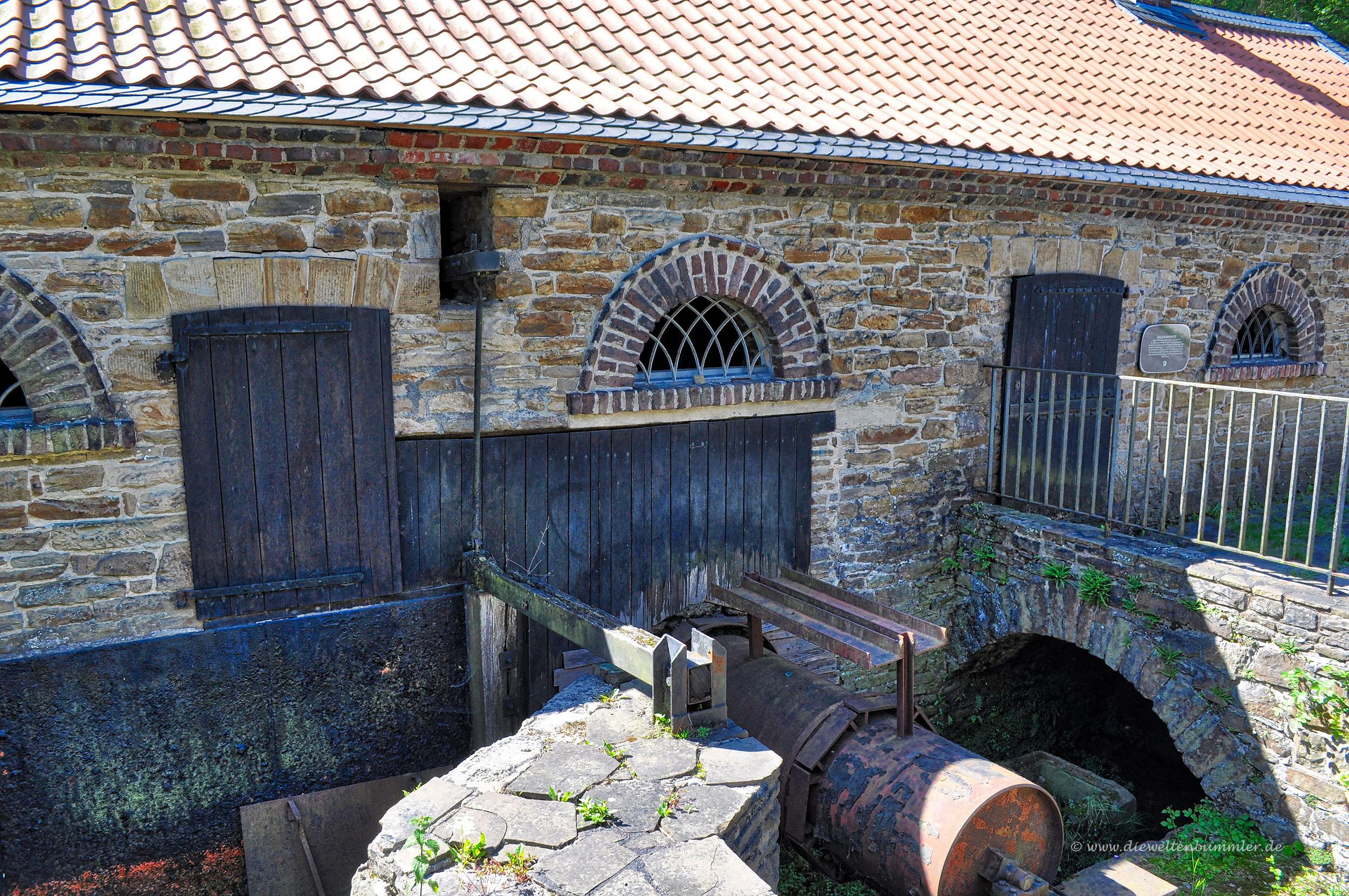 Deilbachhammer in Essen-Kupferdreh