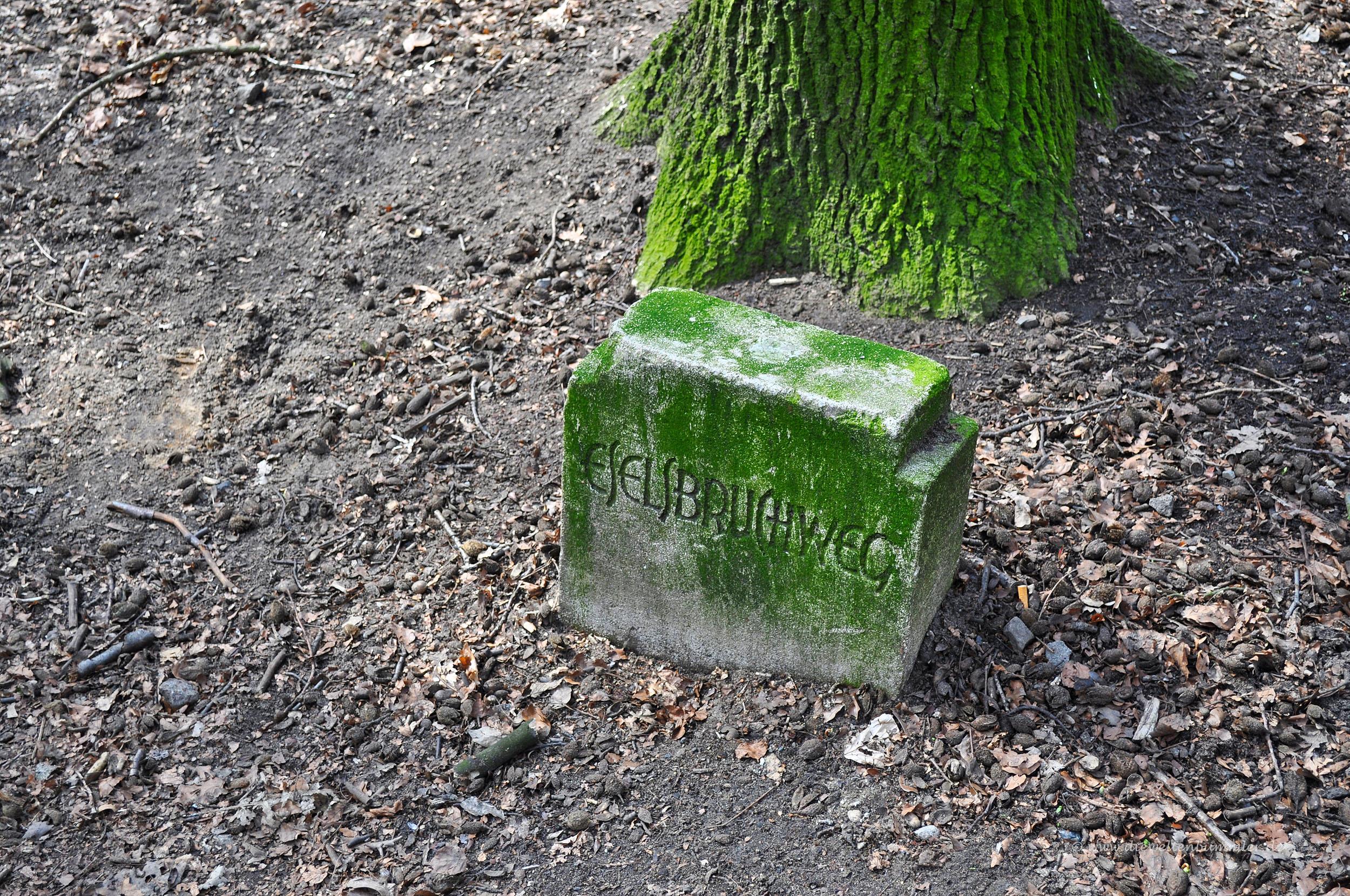 Eselsbruchweg in Duisburg