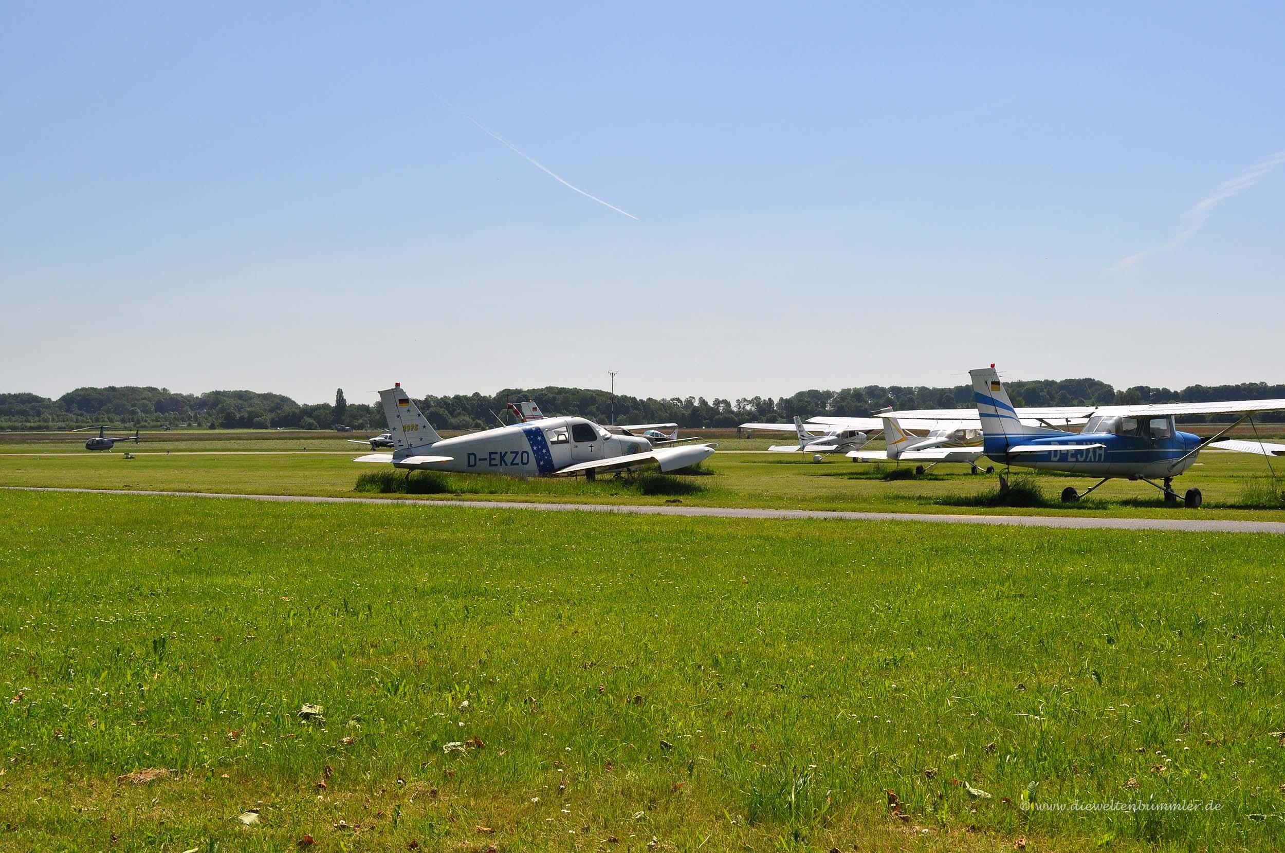 Flughafen Essen-Mülheim