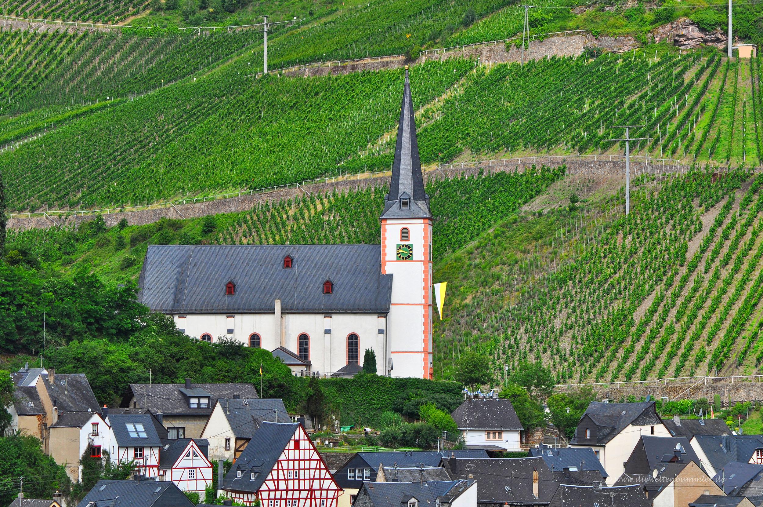 Kirche in Briedel
