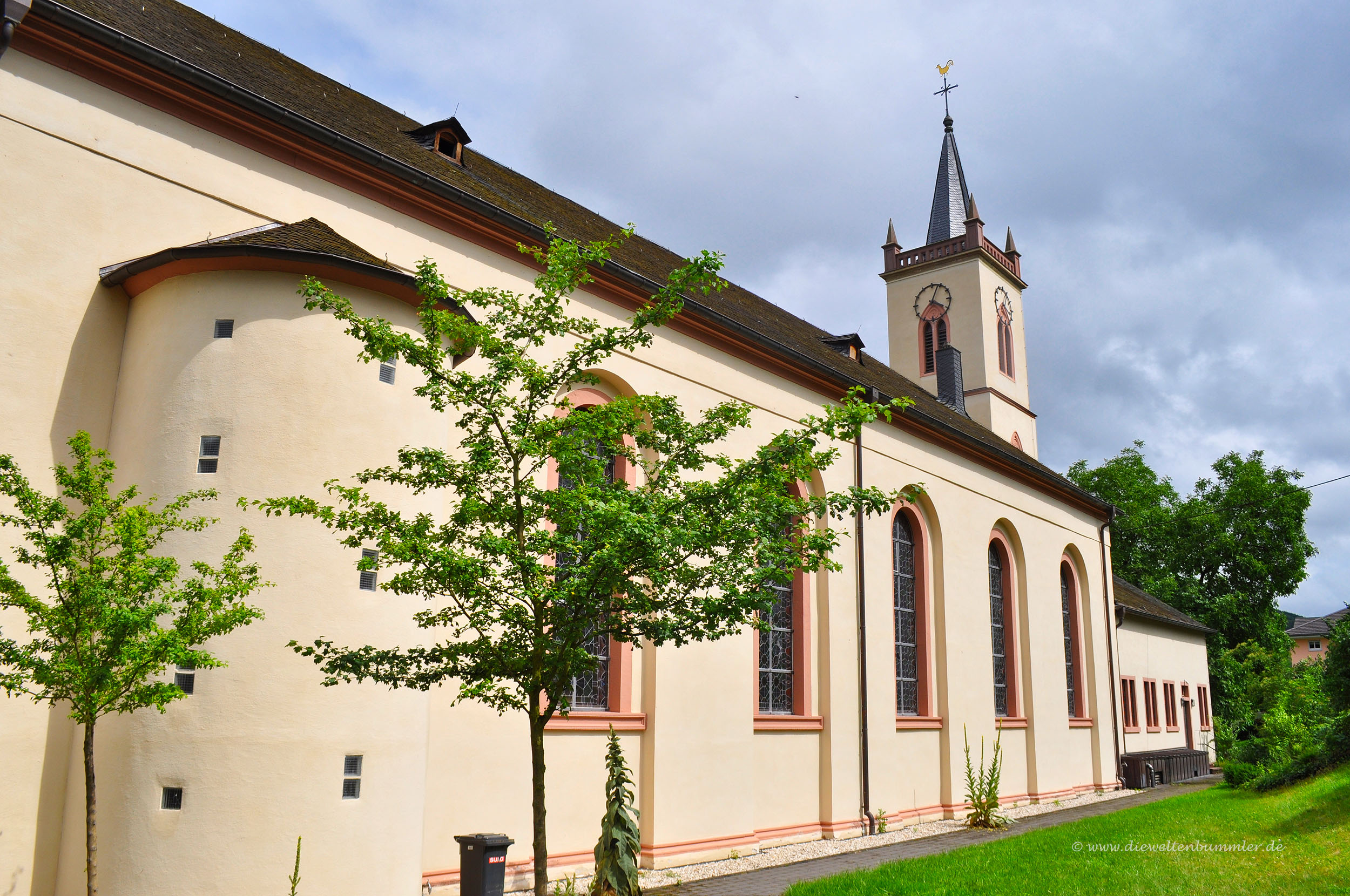 Kirche in Reil