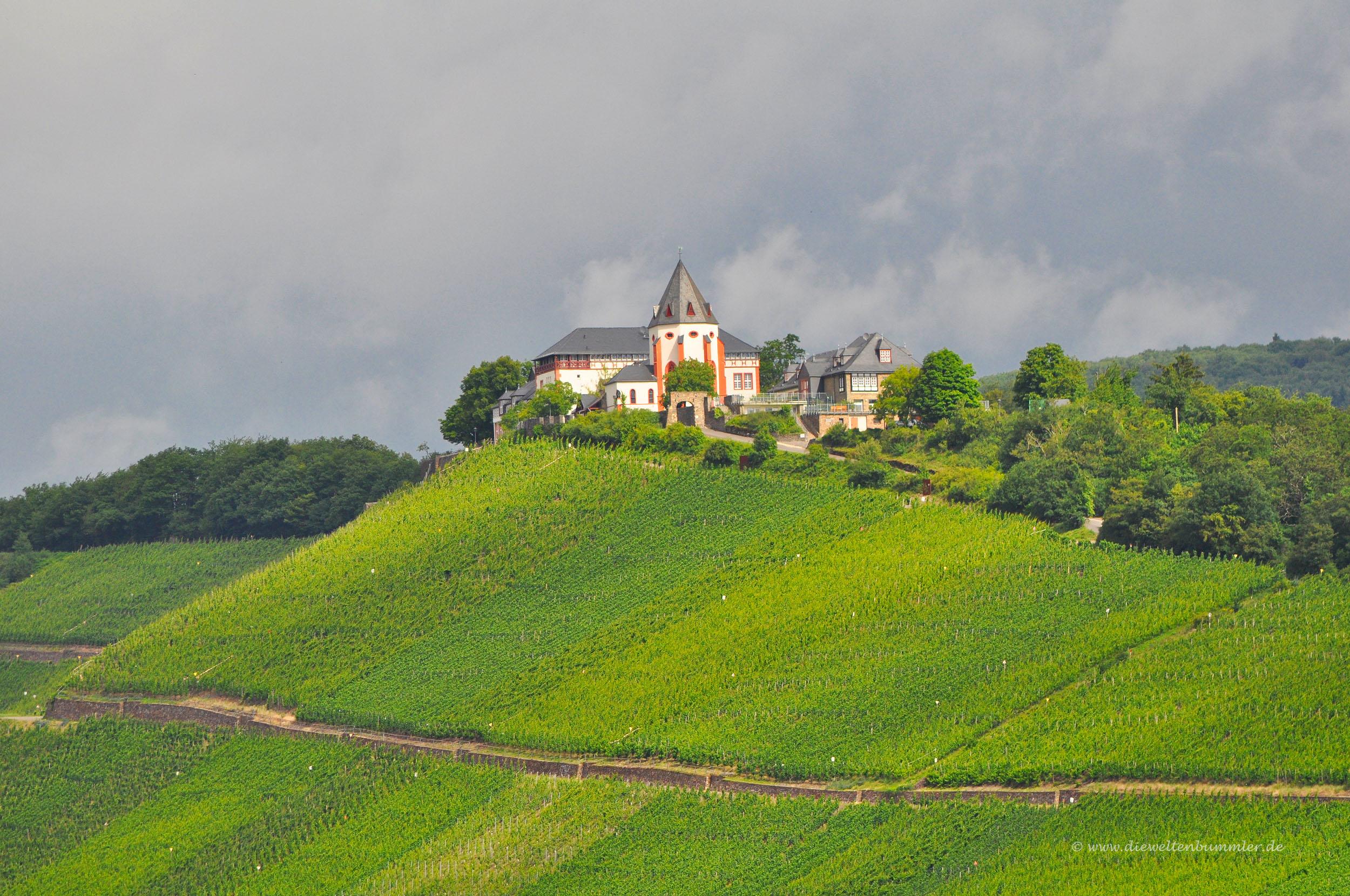 Marienburg auf der Moselschleife