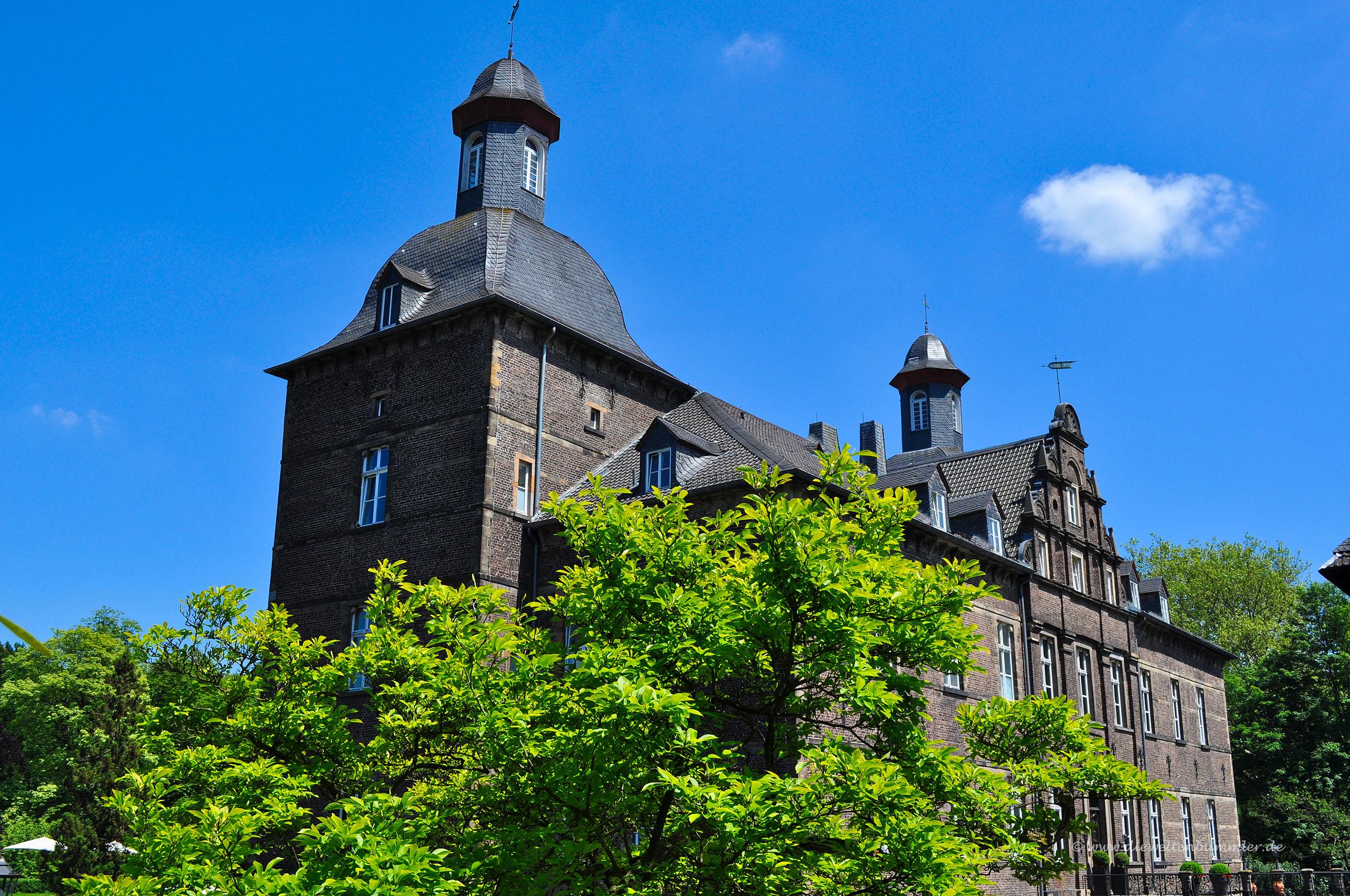 Schloss Hugenpoet in Essen-Kettwig