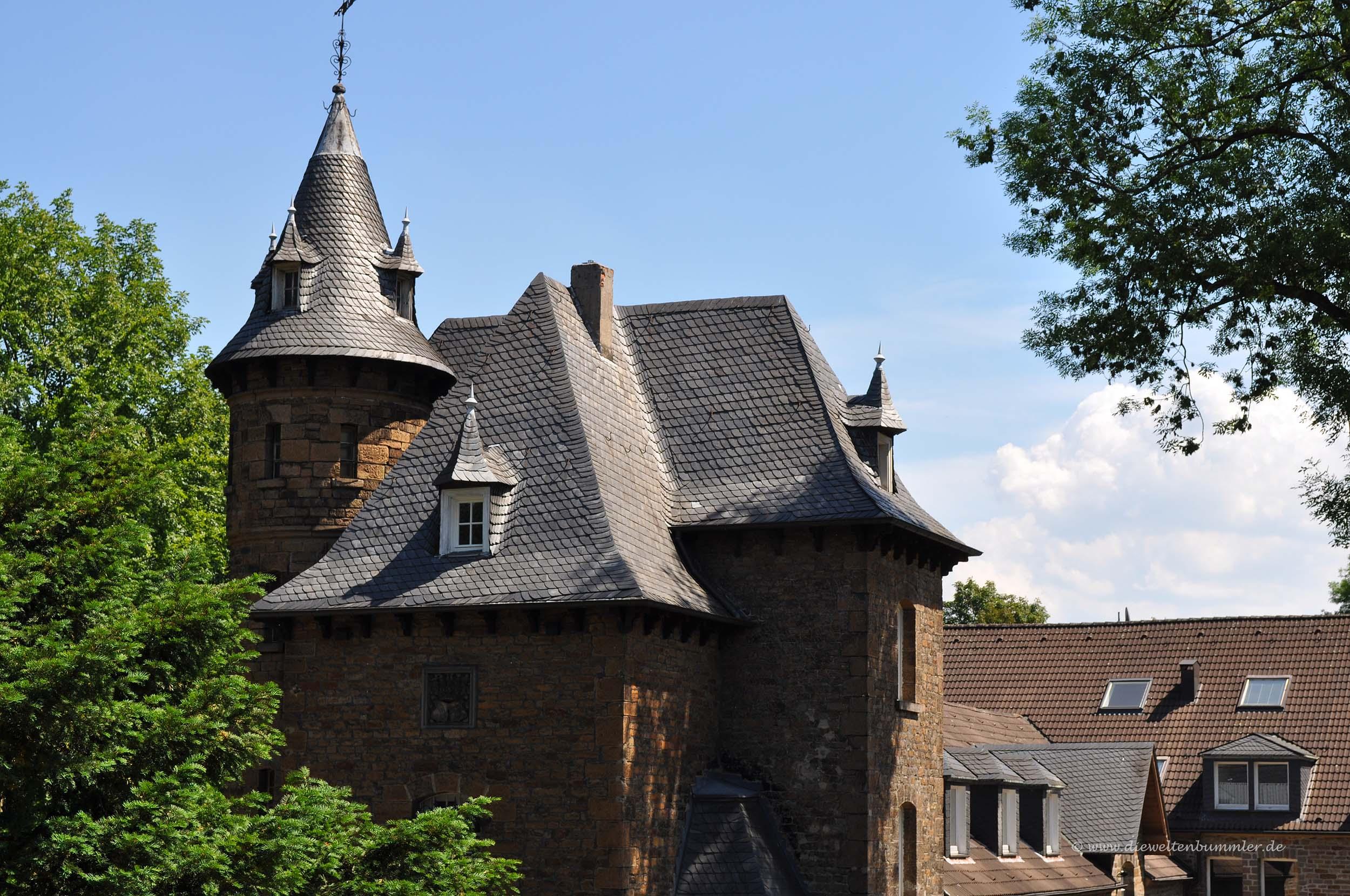 Schloss Schellenberg in Essen