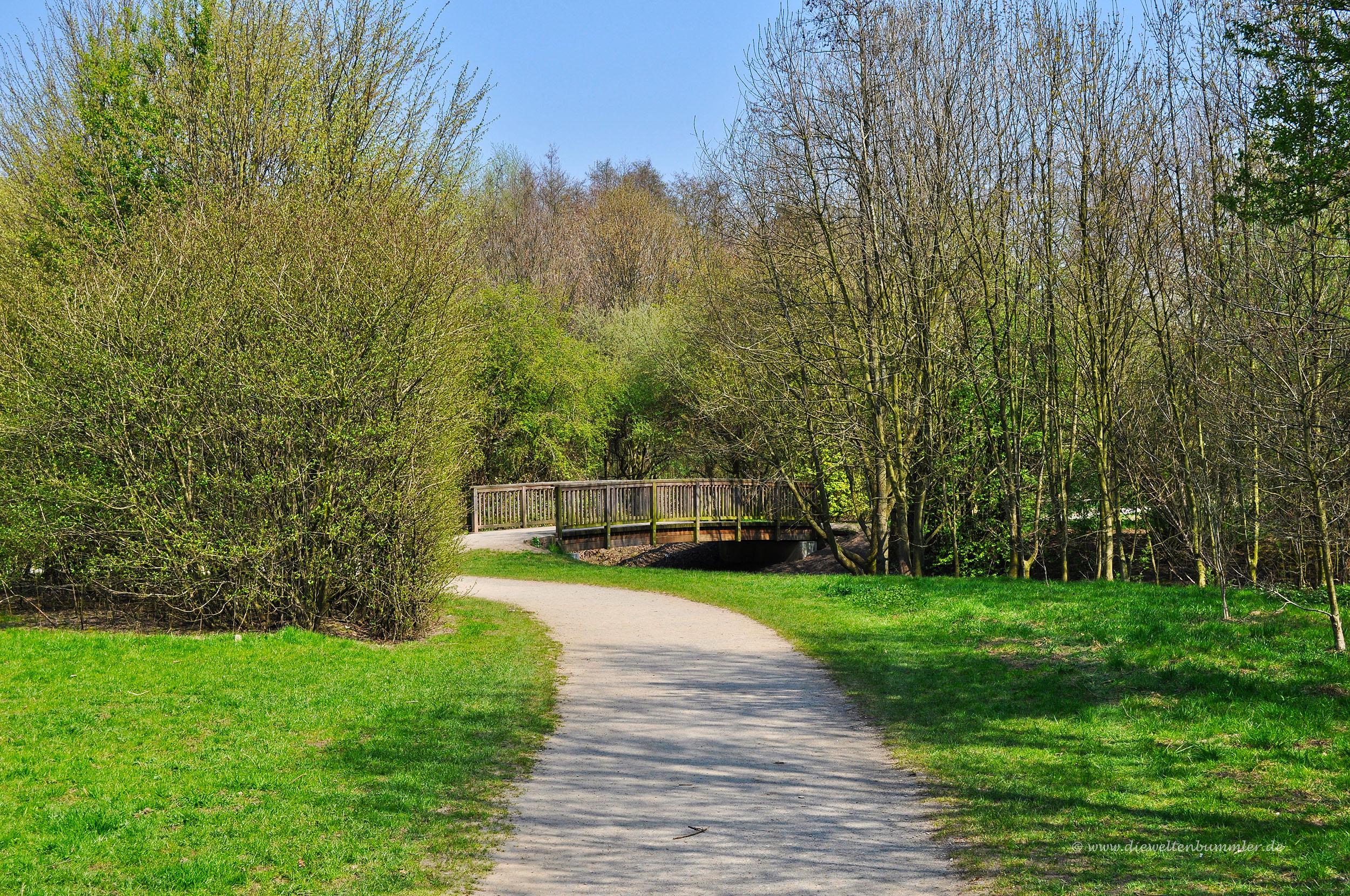 Unterwegs rund um das Hexbachtal