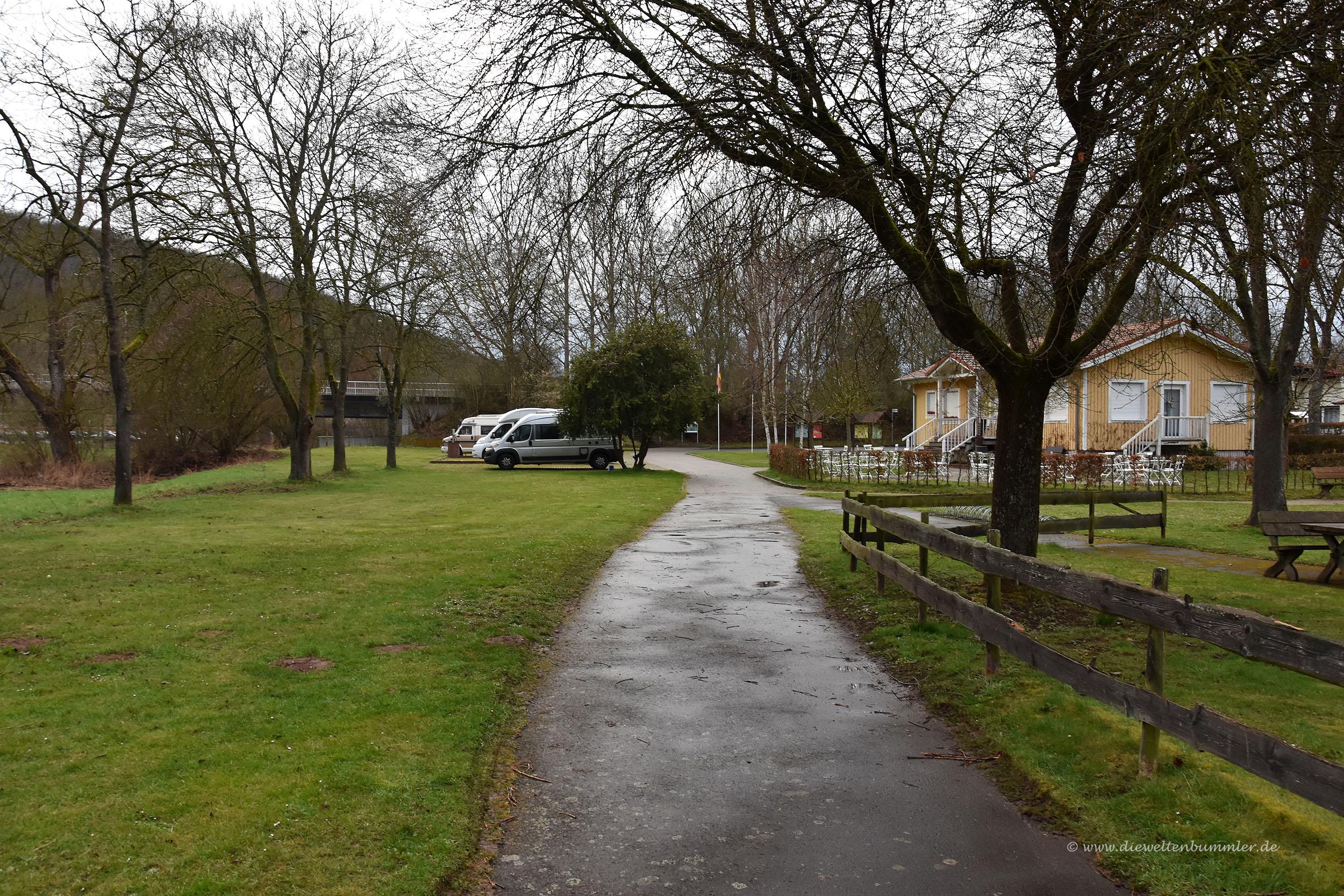 Wohnmobilstellplatz Bad Sobernheim