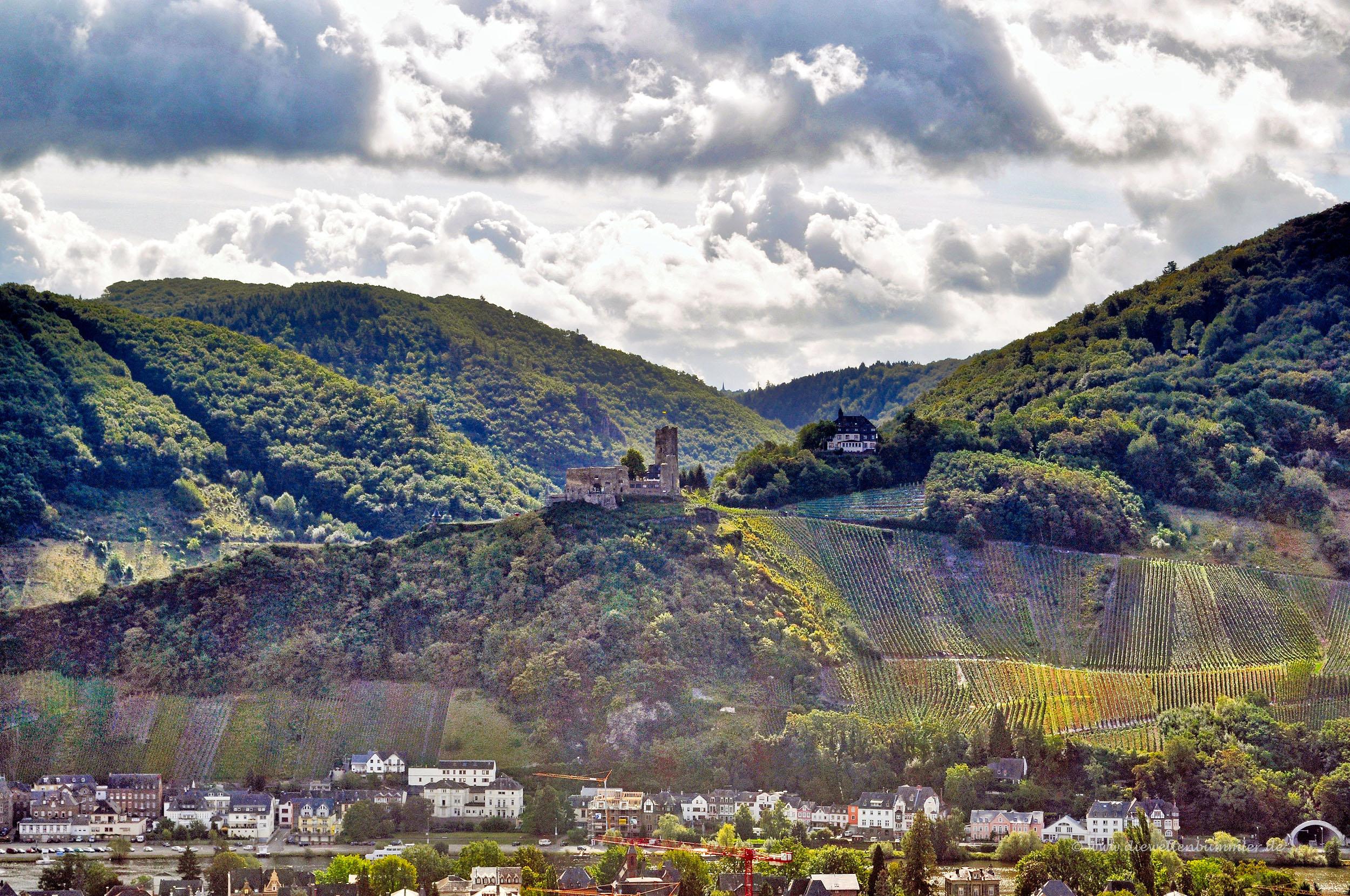 Burgruine Landshut bei Bernkastel-Kues