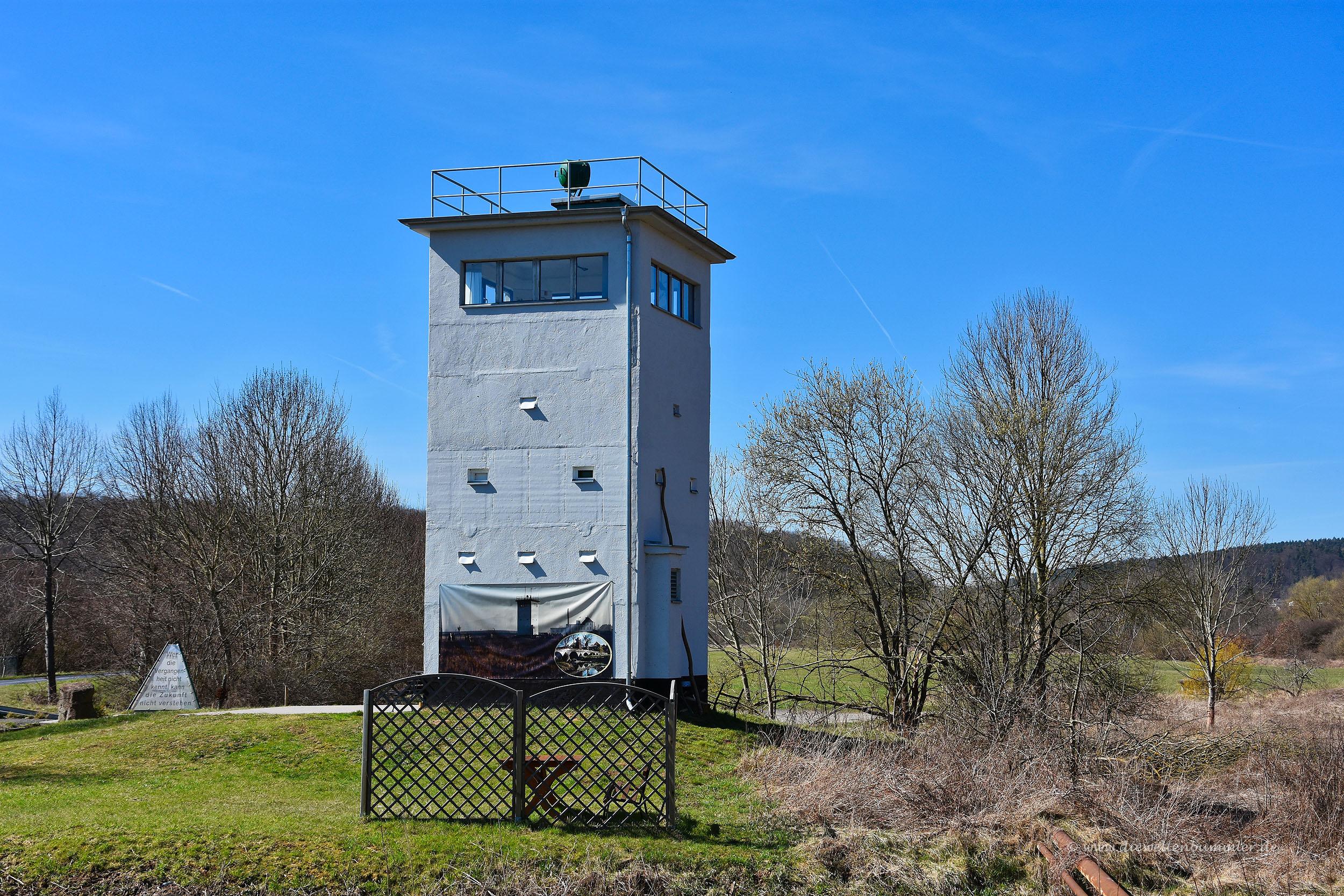 Grenzturm der DDR