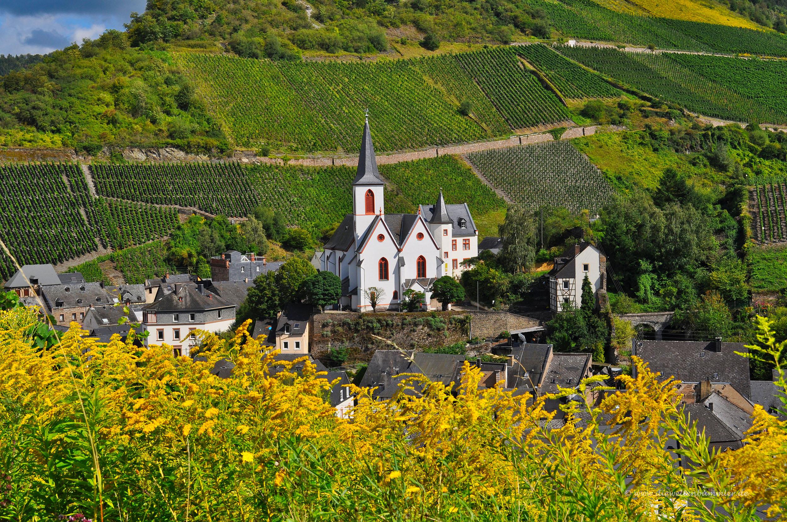 Kirche in Traben-Trarbach