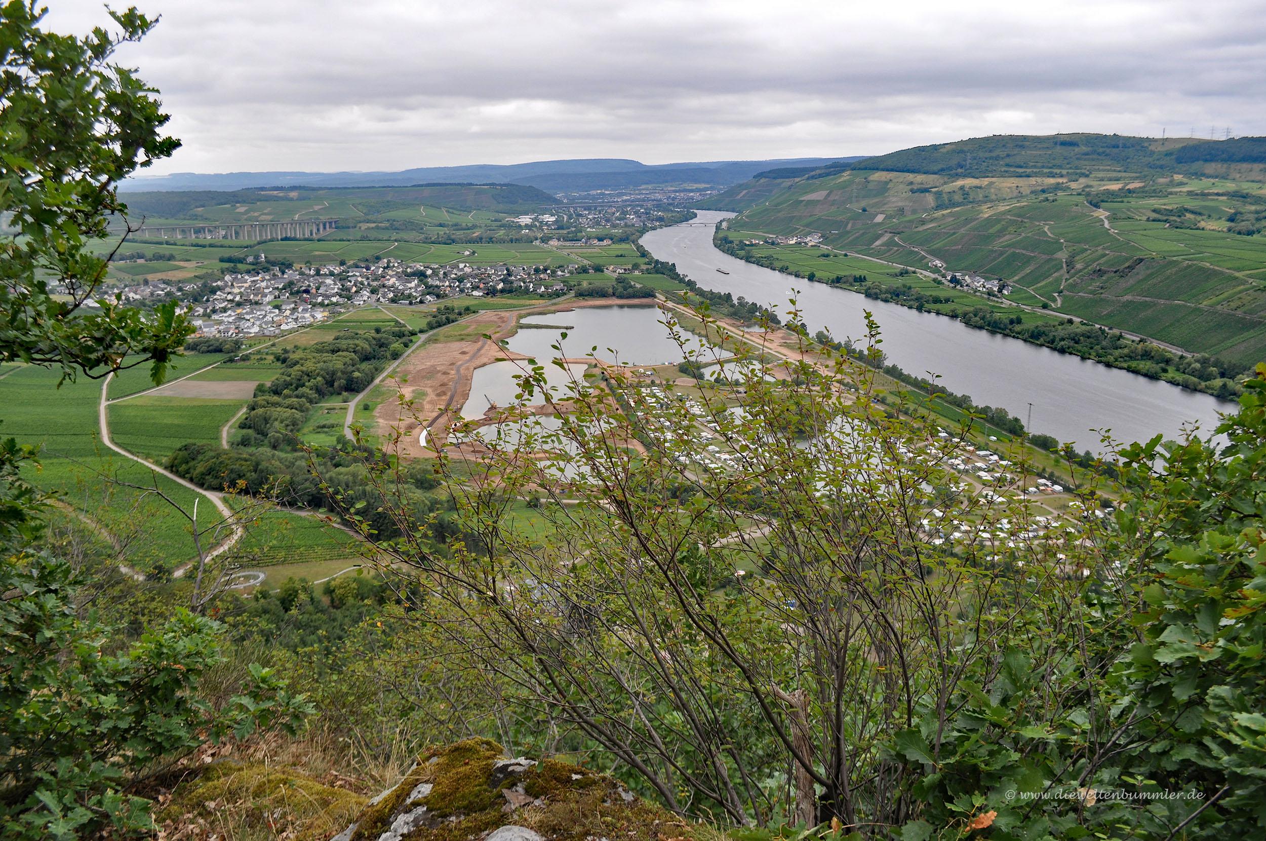 Klettersteig Riol : Wandertour durch den rioler klettersteig die weltenbummler