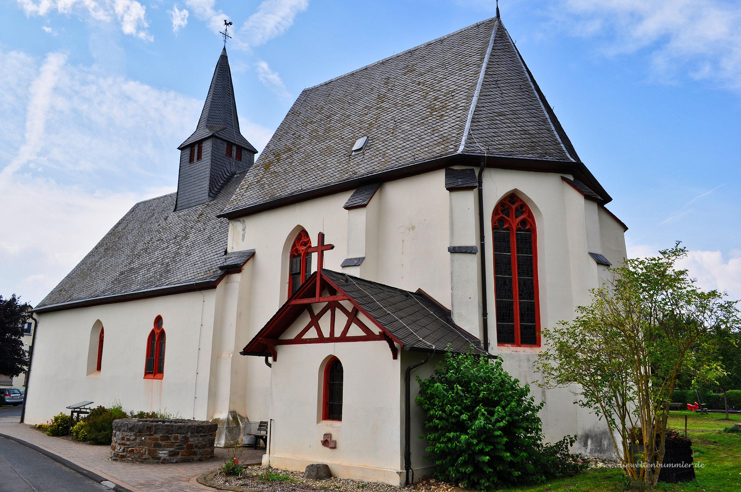 Pfarrkirche in Valwig