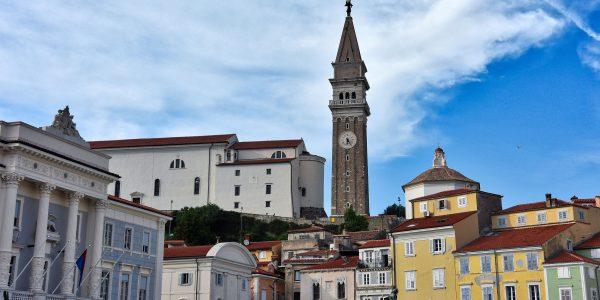 Kirchturm von Piran