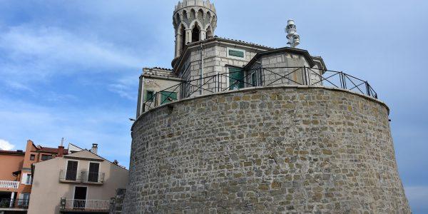 Kap Madonna in Piran