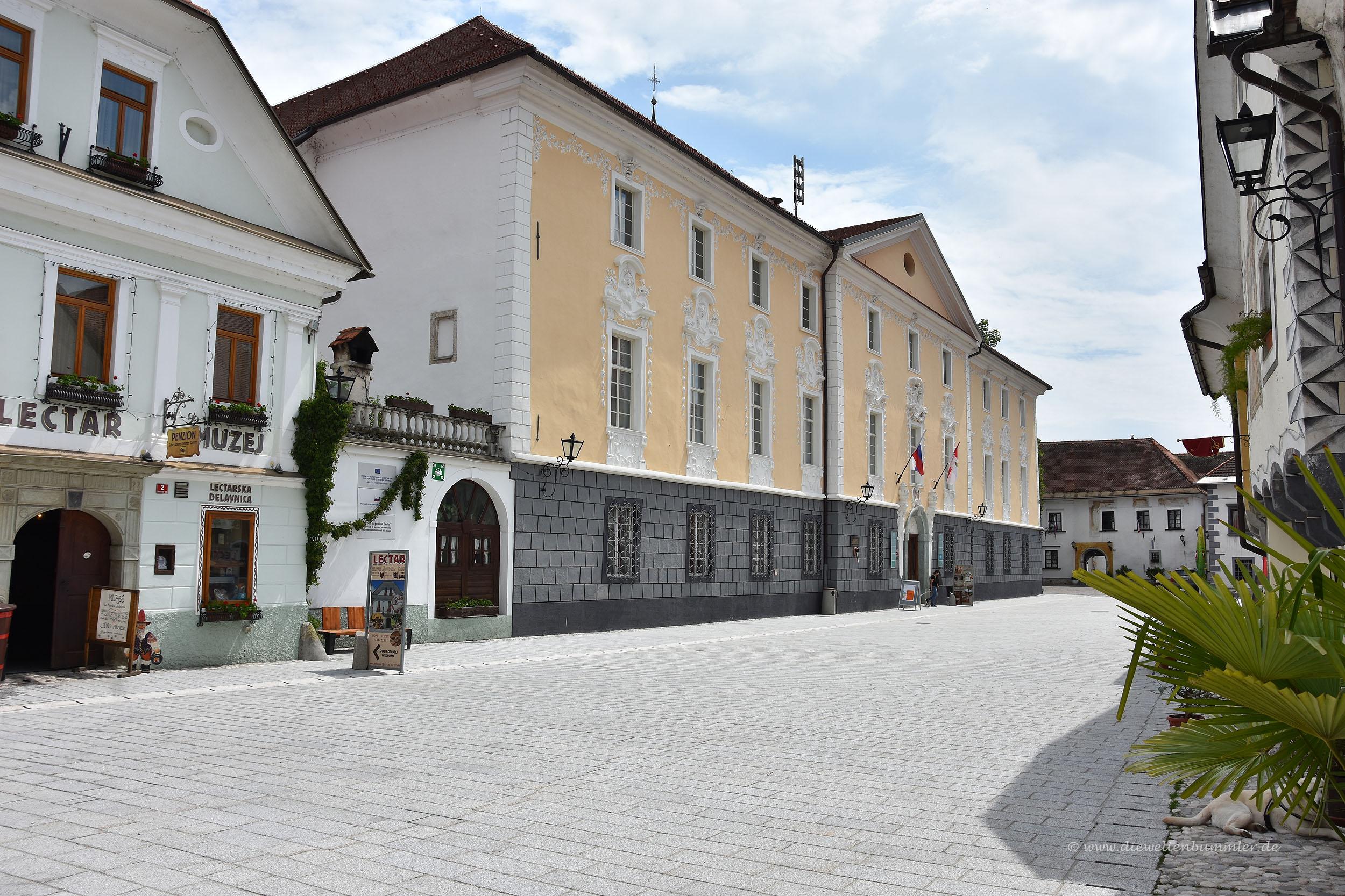 Altstadt von Radovljica